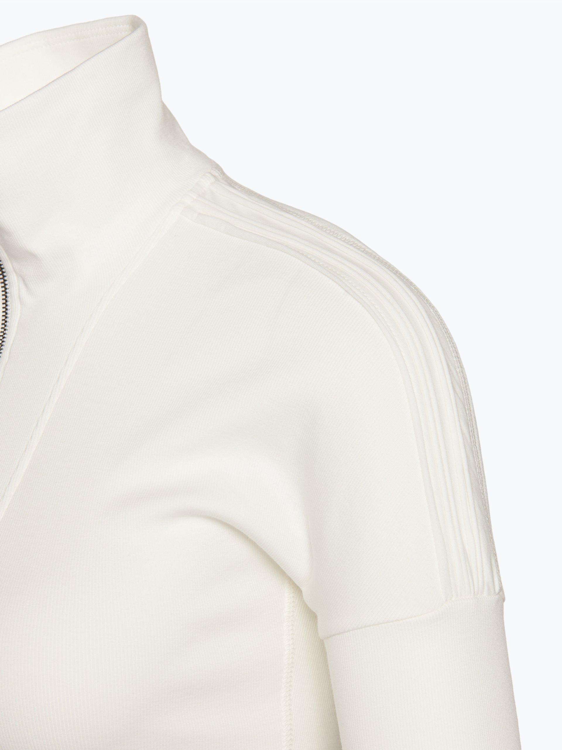 marc cain sports damen t shirt ecru uni online kaufen. Black Bedroom Furniture Sets. Home Design Ideas