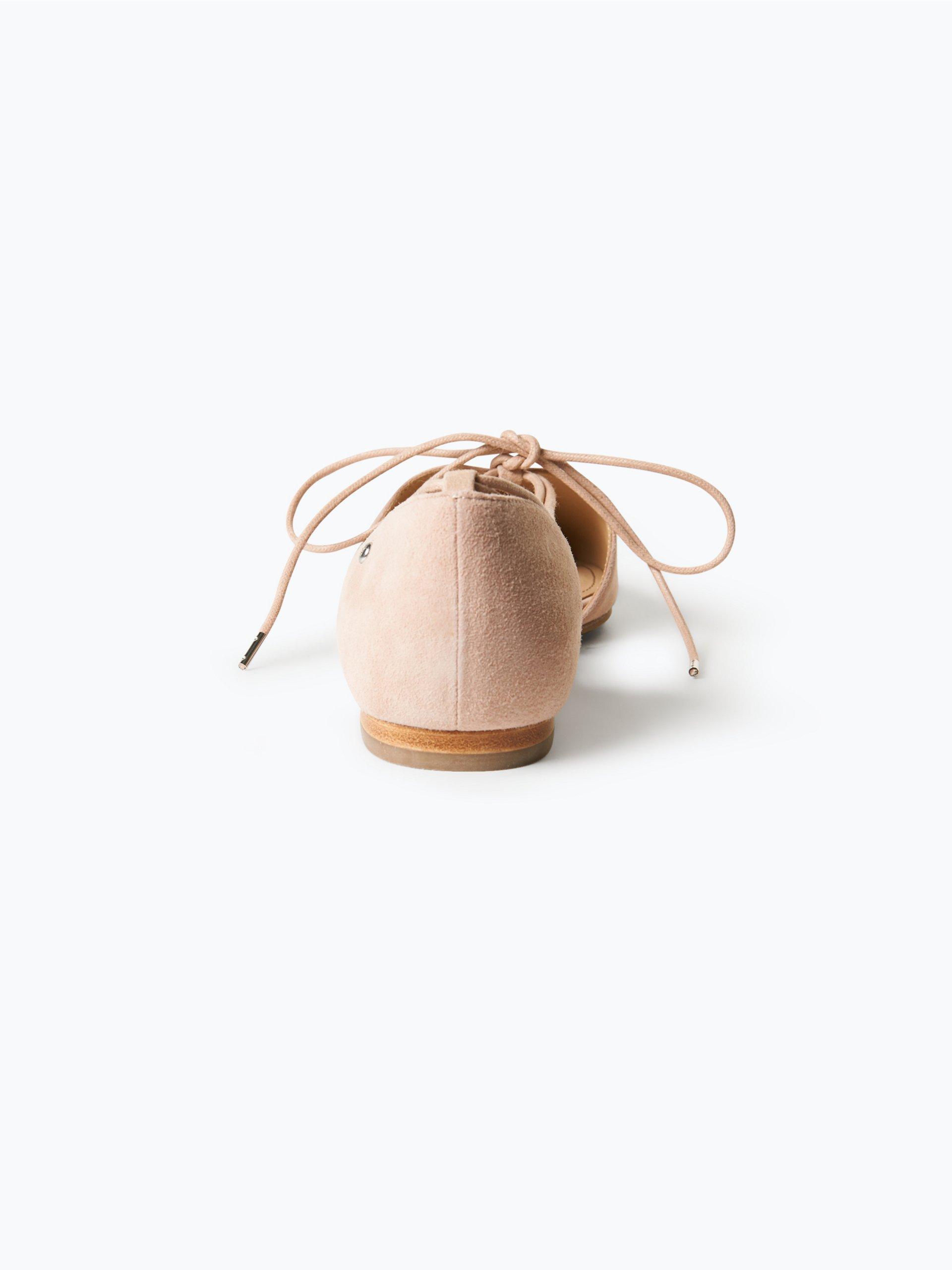 Marc O\'Polo Damen Ballerinas aus Leder
