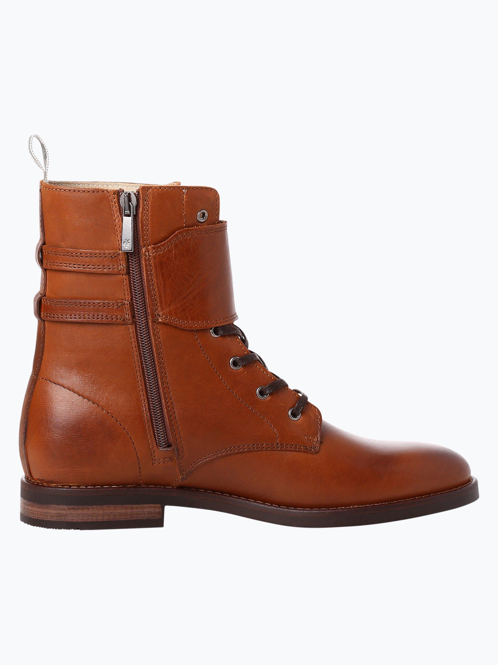 marc o 39 polo damen boots aus leder online kaufen peek und. Black Bedroom Furniture Sets. Home Design Ideas