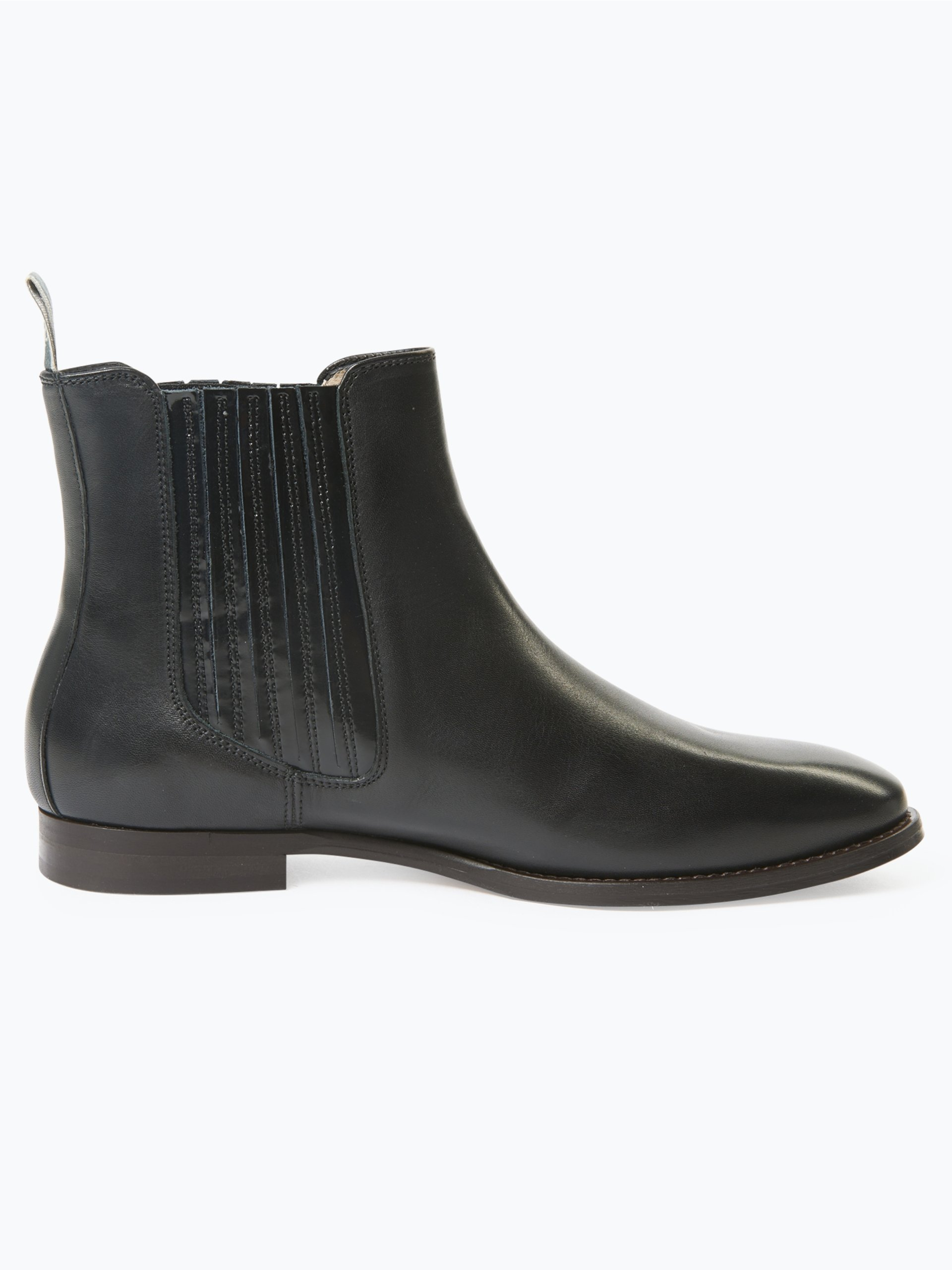 Marc O\'Polo Damen Chelsea-Boots aus Leder
