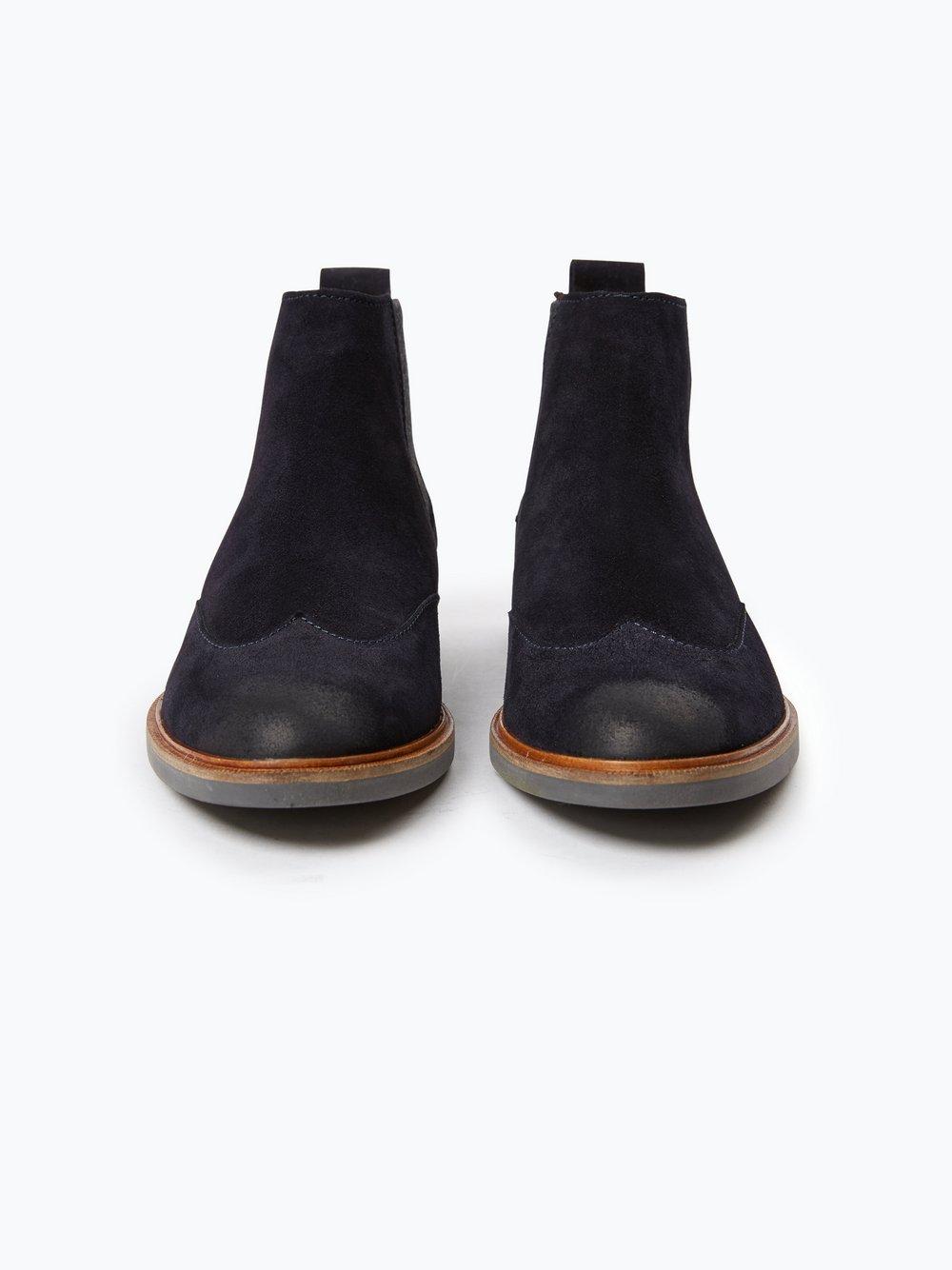 Marc O'Polo Damen Chelsea Boots aus Veloursleder online