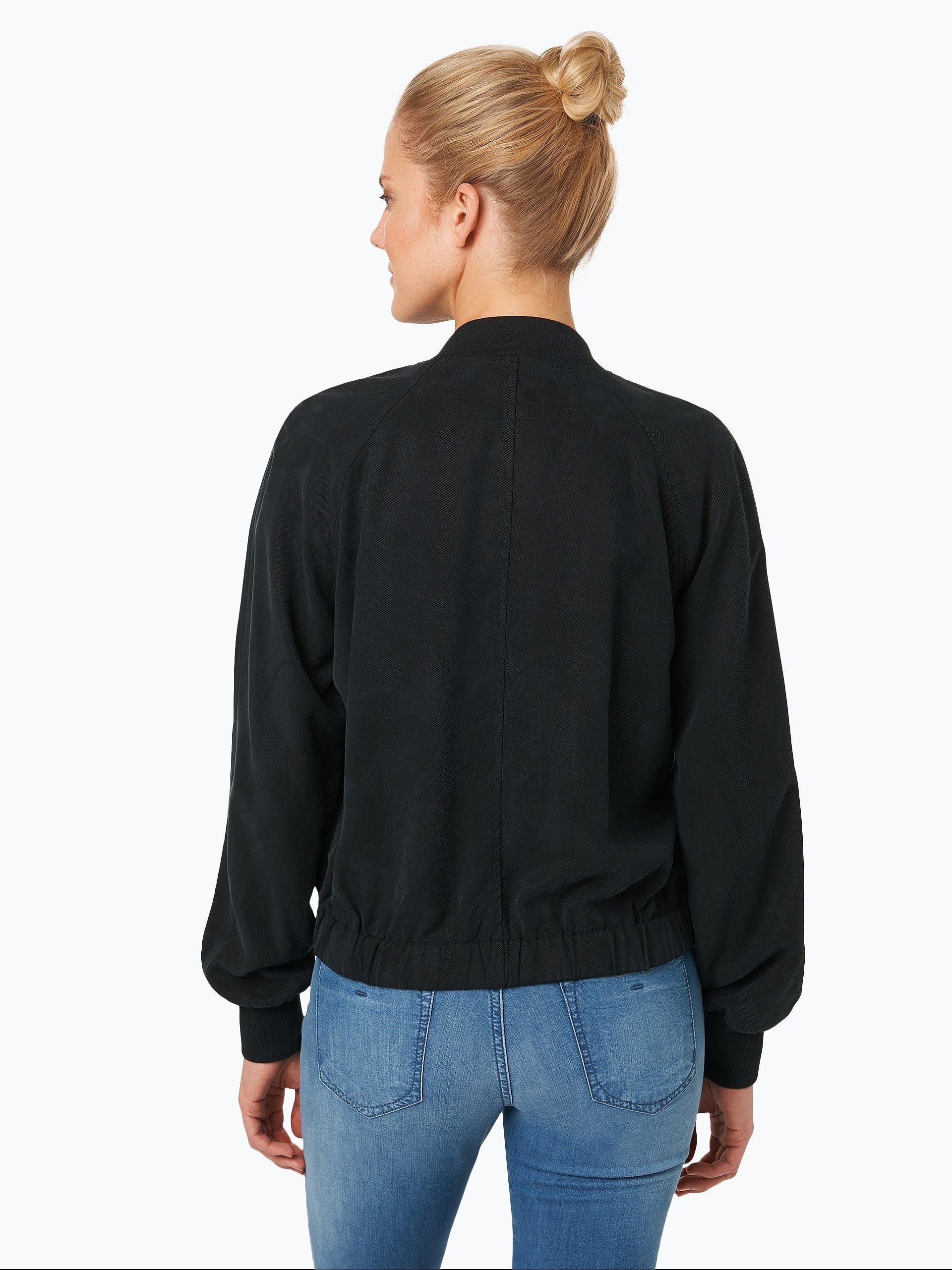 marc o 39 polo damen jacke schwarz uni online kaufen vangraaf com. Black Bedroom Furniture Sets. Home Design Ideas