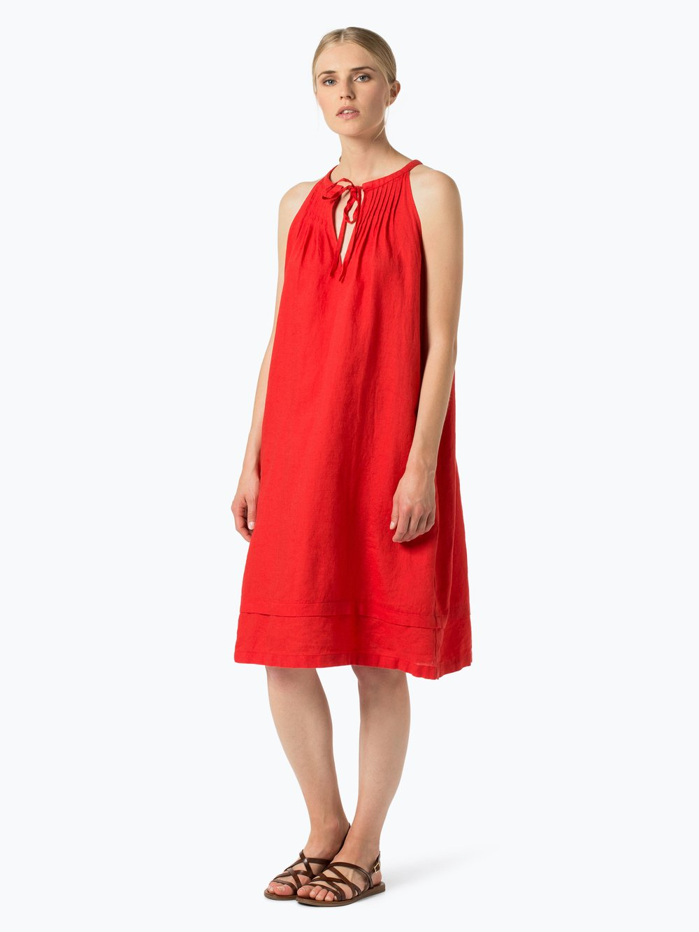 Marc o'polo damen kleid rot