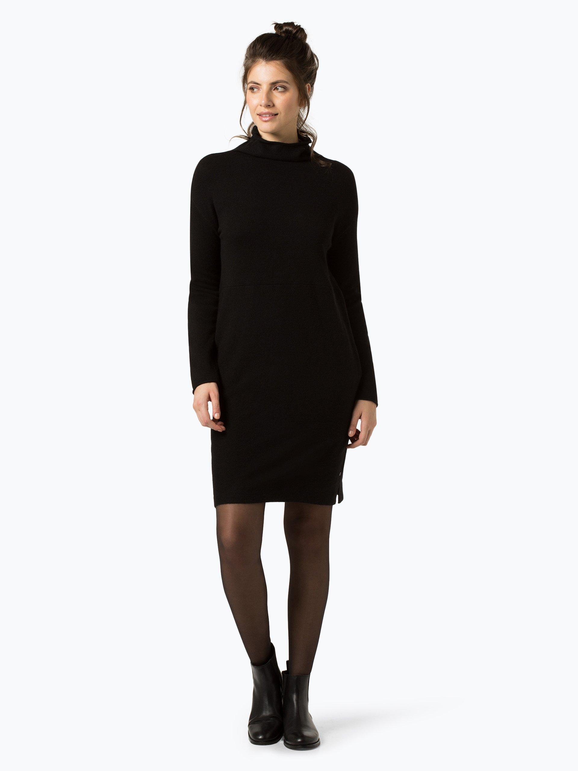 Marc O\'Polo Damen Kleid mit Cashmere-Anteil
