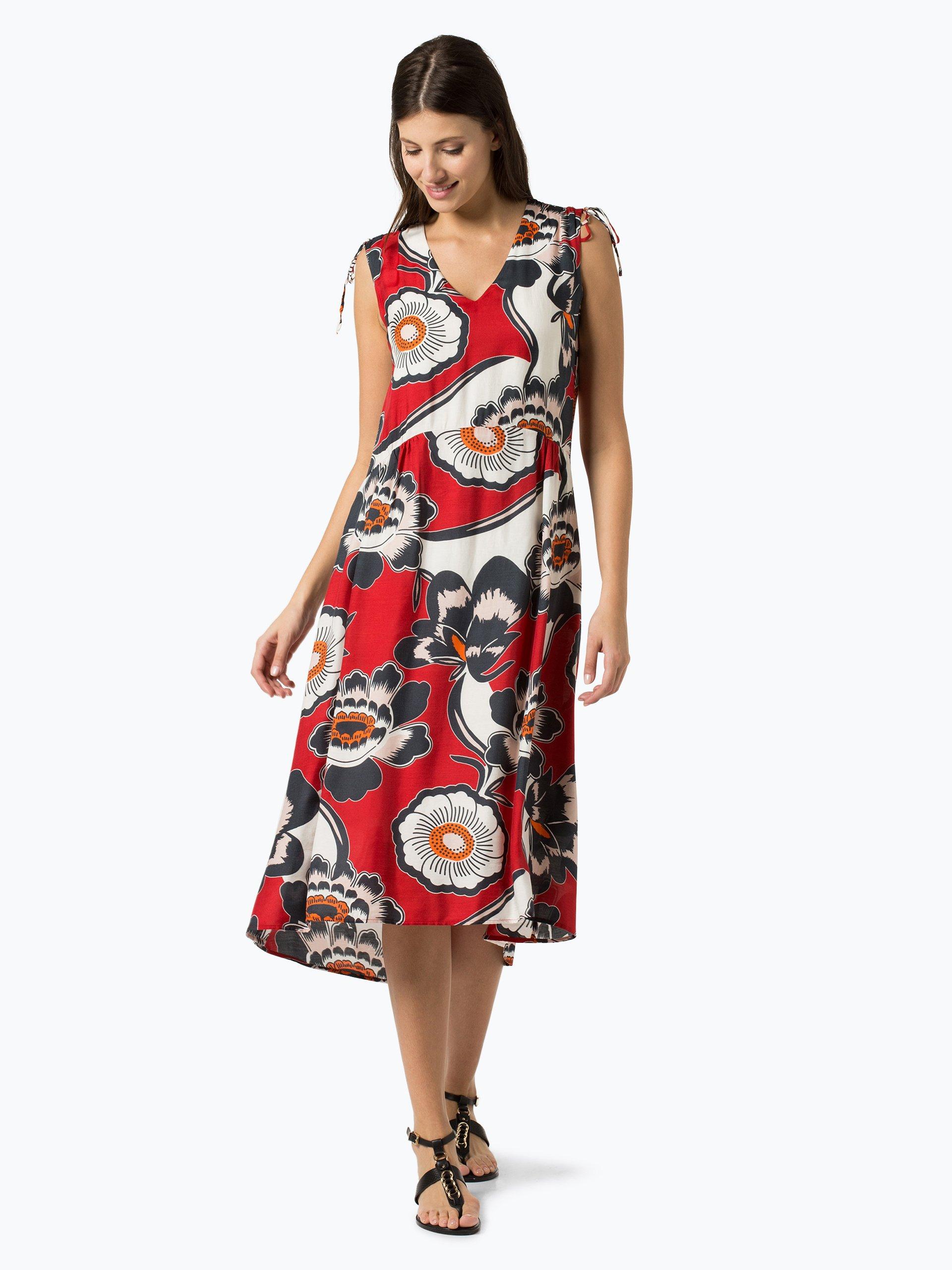 Marc O\'Polo Damen Kleid mit Seiden-Anteil