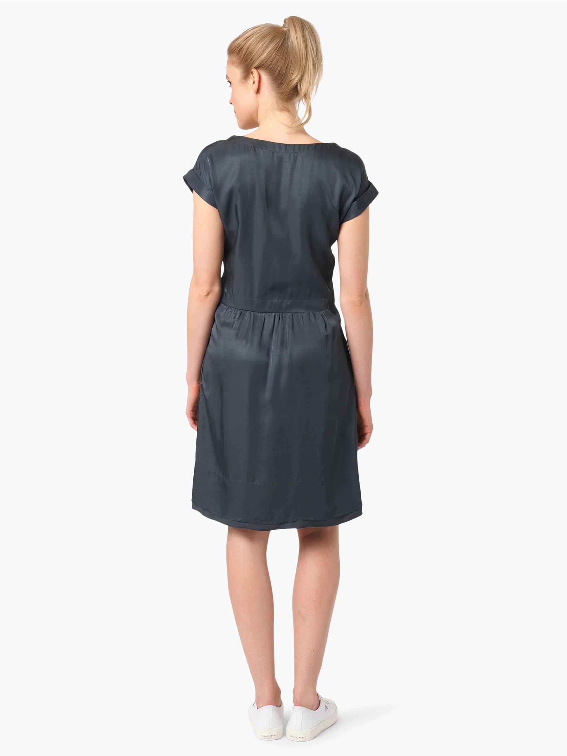 marc o 39 polo damen kleid wei uni online kaufen vangraaf com. Black Bedroom Furniture Sets. Home Design Ideas
