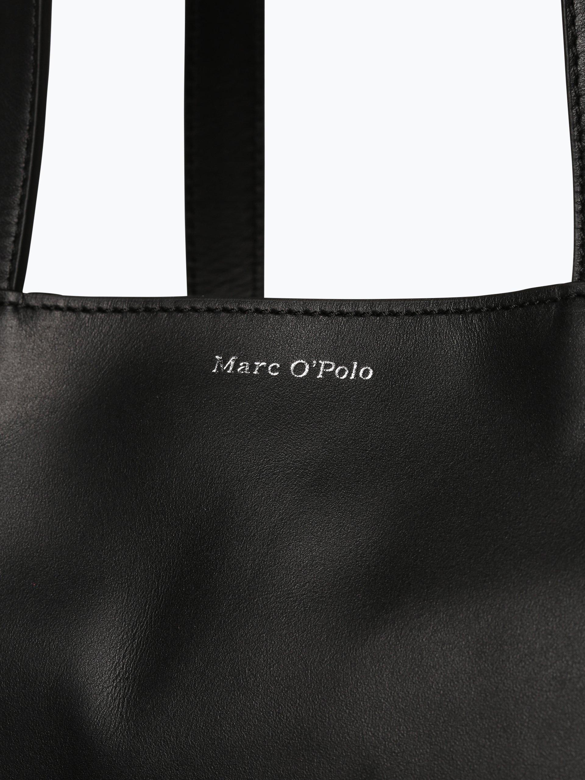 Marc O\'Polo Damen Shopper aus Leder