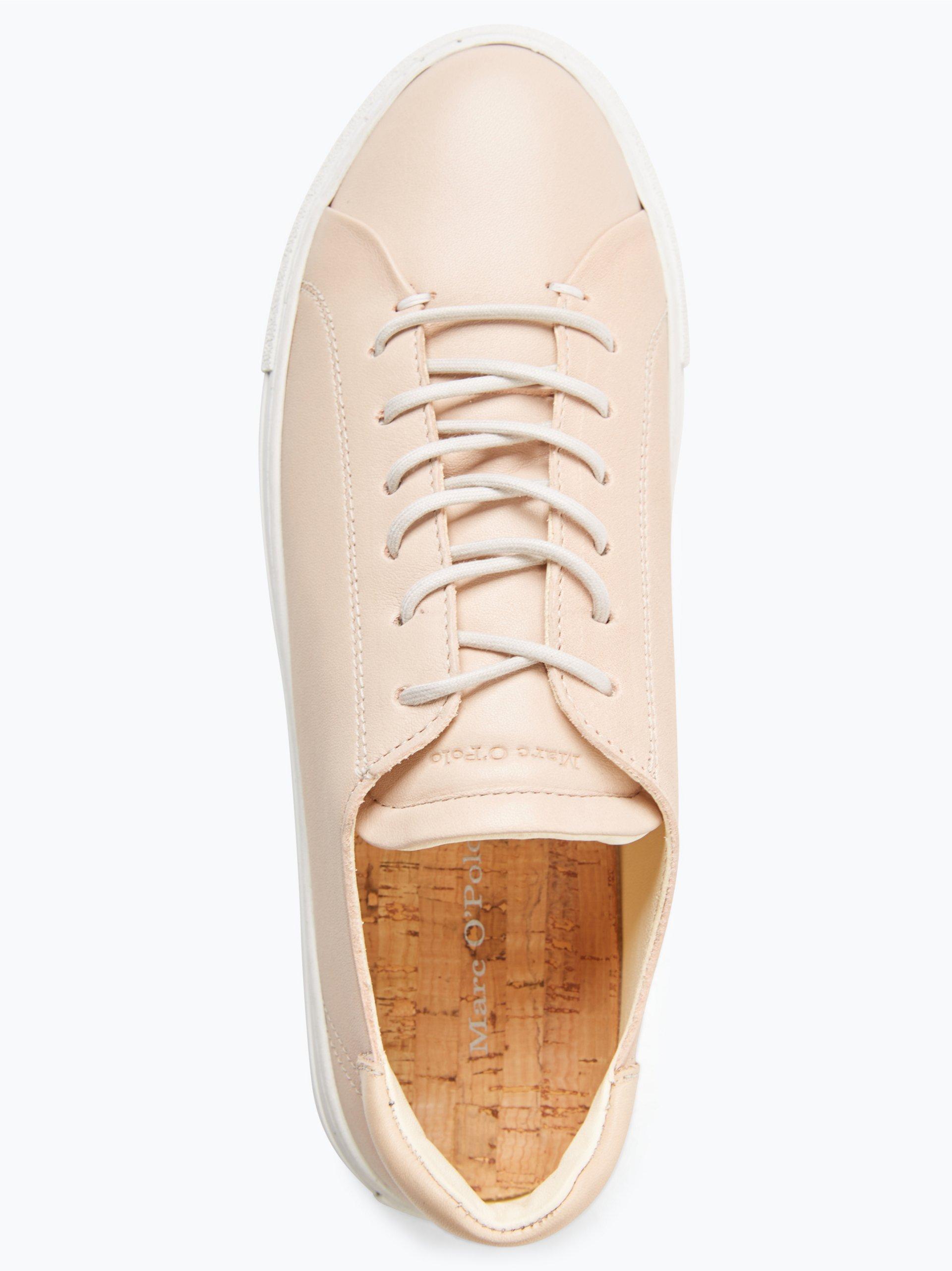 Marc O\'Polo Damen Sneaker aus Leder