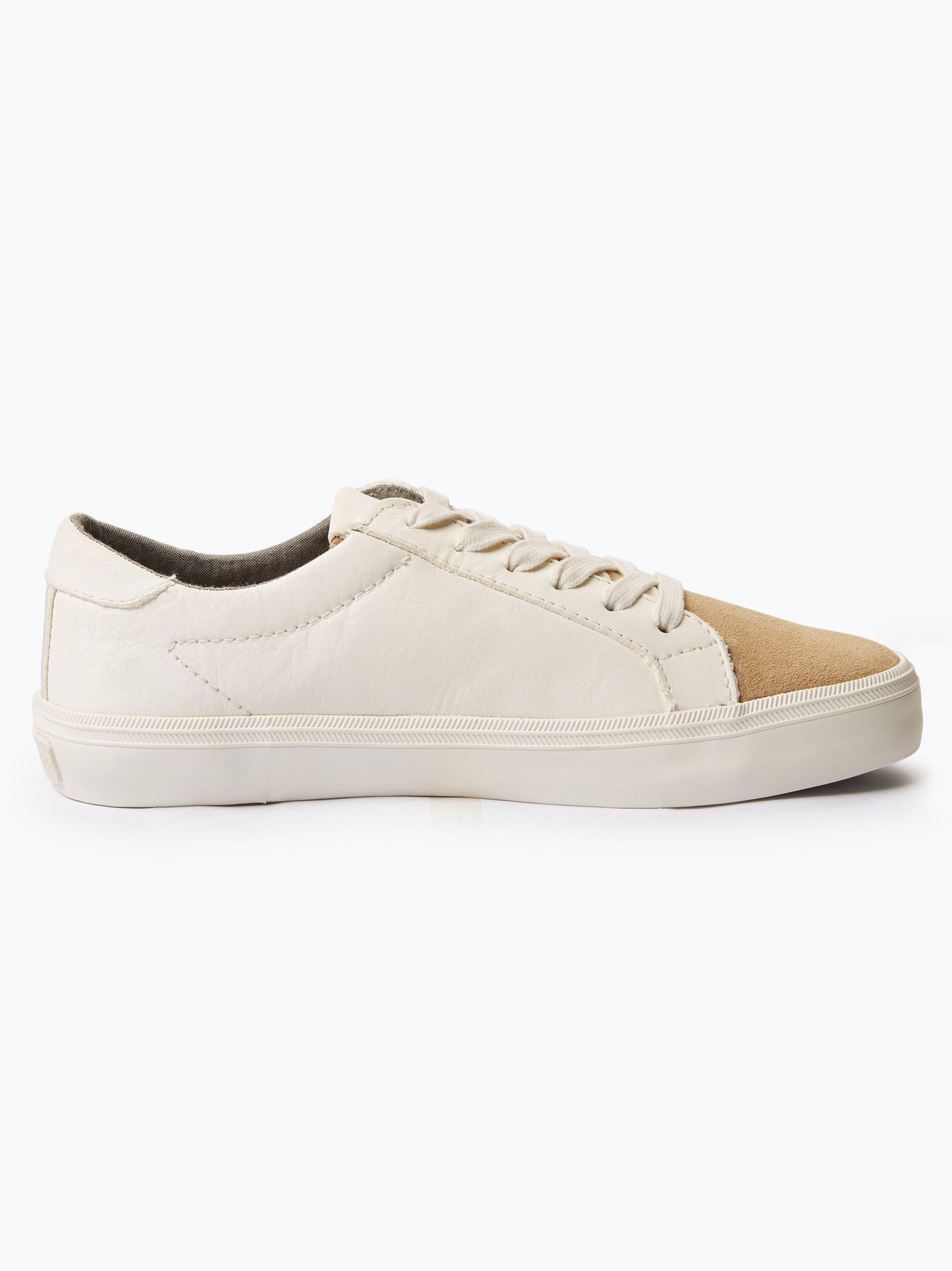 Marc O Polo Damen Sneaker aus Leder beige uni online kaufen ... eb9b2b7aae