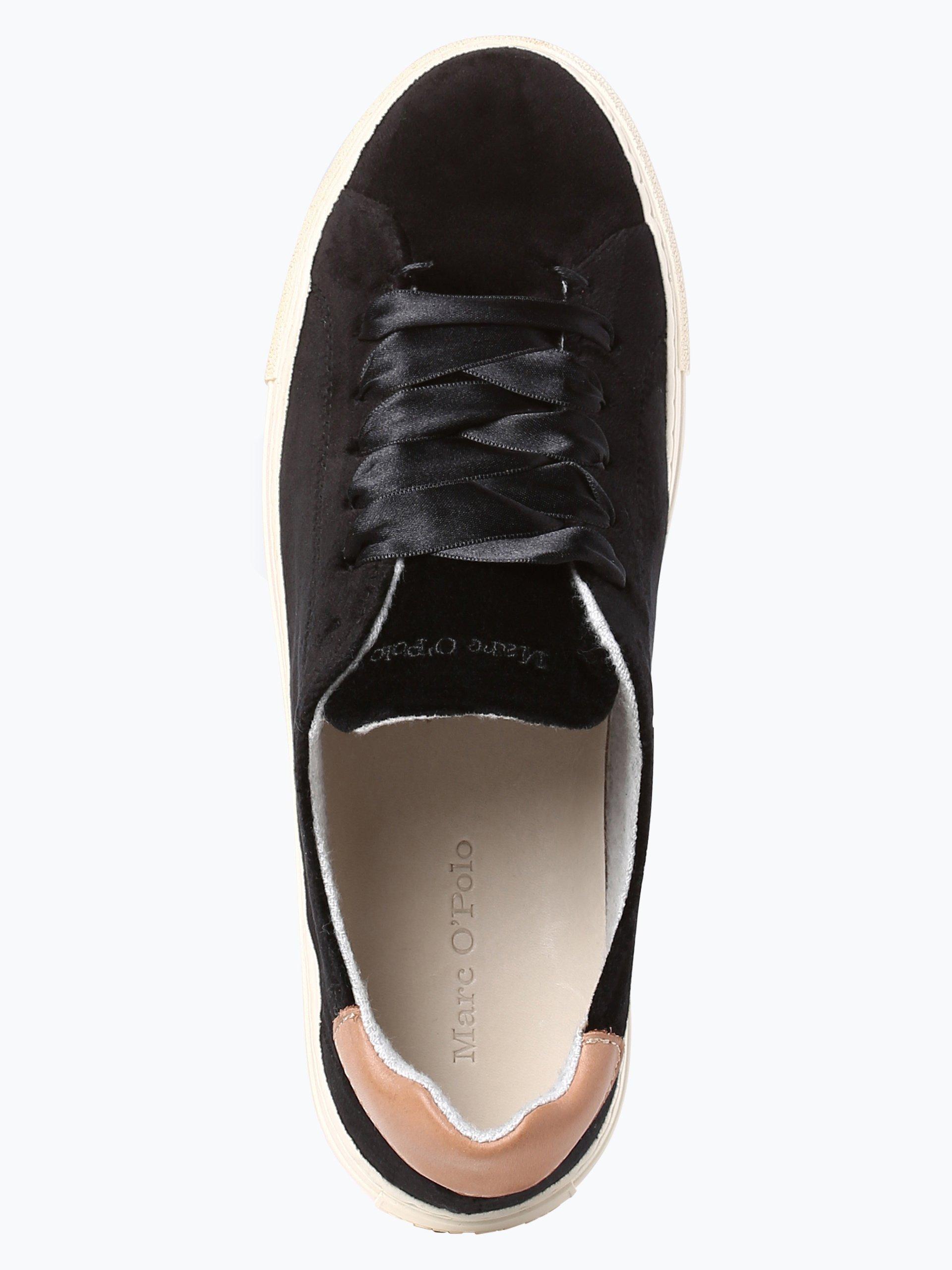 marc o 39 polo damen sneaker schwarz uni online kaufen peek. Black Bedroom Furniture Sets. Home Design Ideas