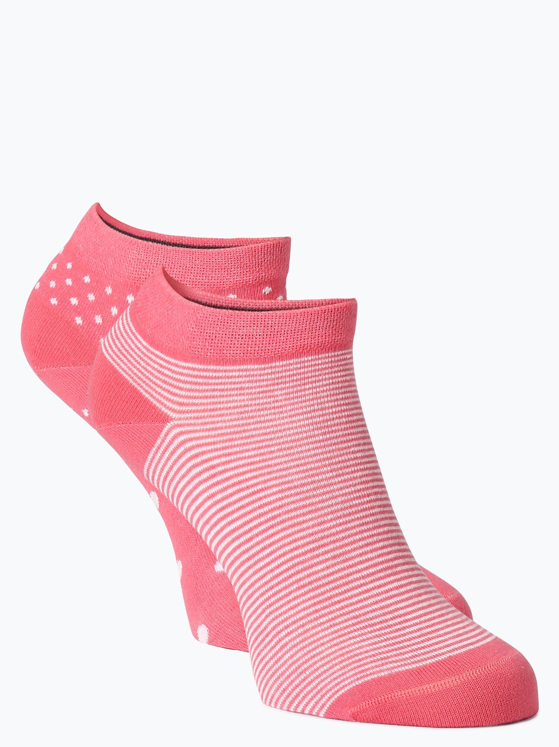 marc o 39 polo damen socken im 2er pack rosa gemustert online kaufen peek und cloppenburg de. Black Bedroom Furniture Sets. Home Design Ideas