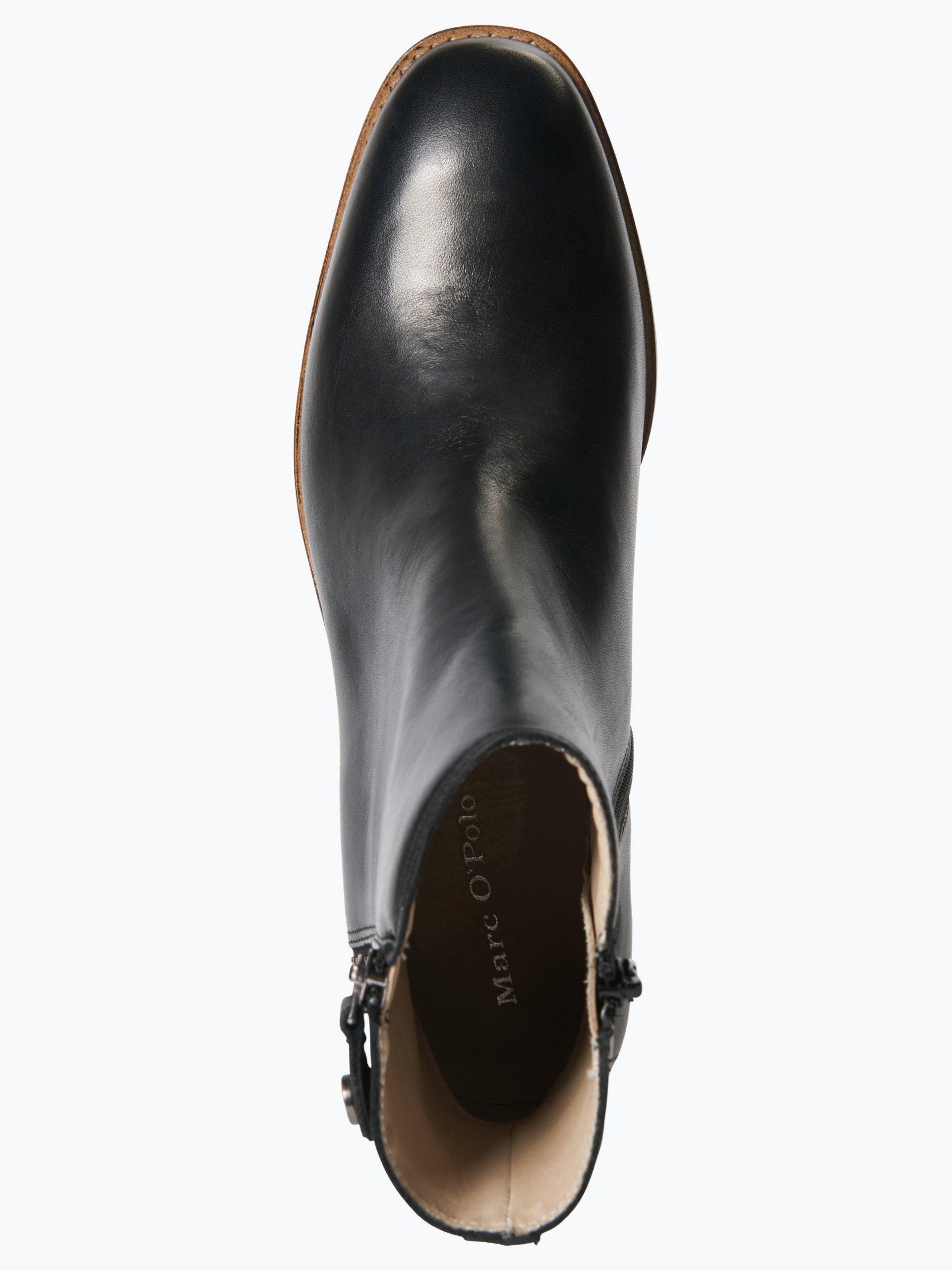 Marc O\'Polo Damen Stiefeletten aus Leder