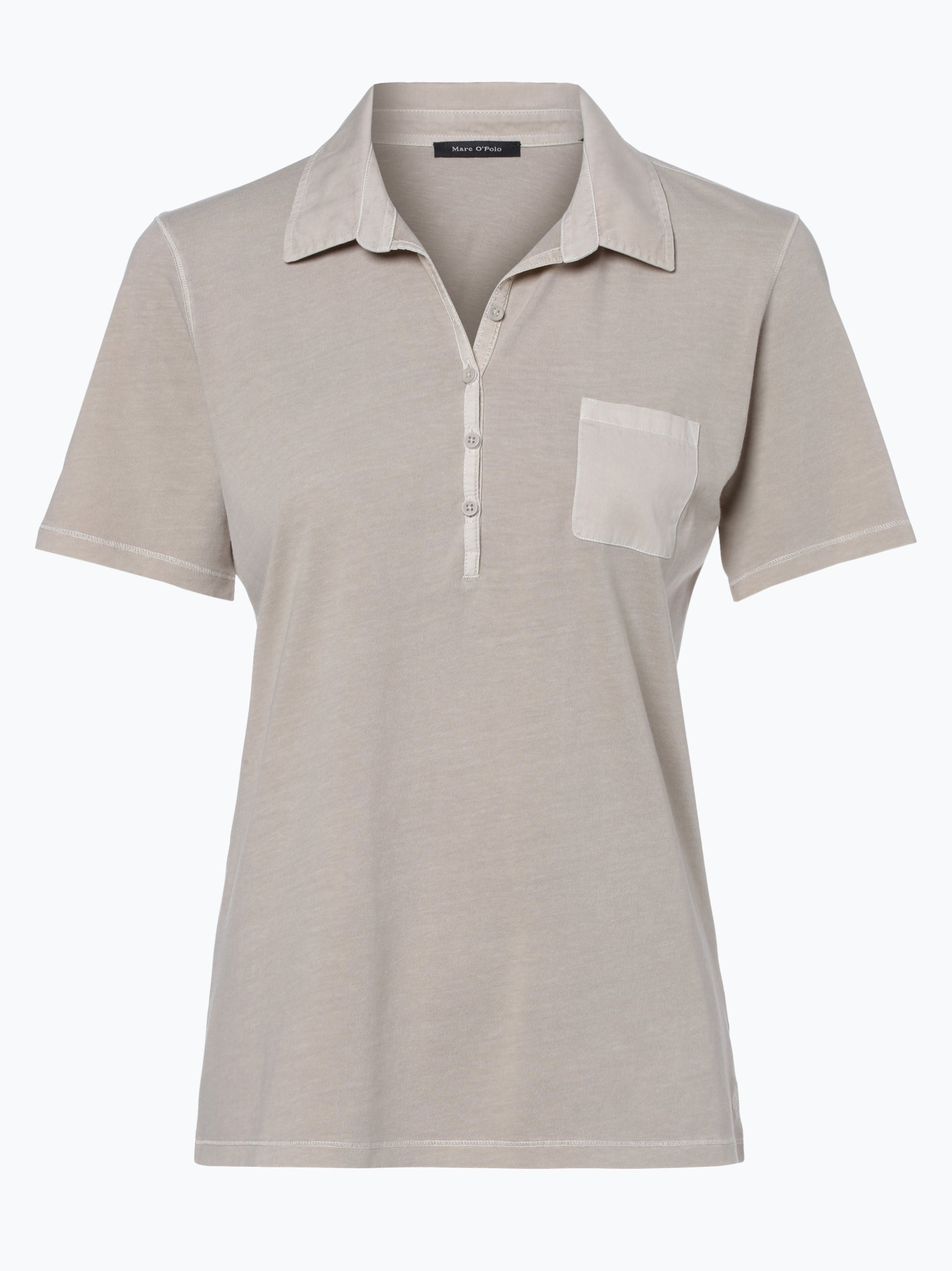 marc o 39 polo damen t shirt beige gestreift online kaufen. Black Bedroom Furniture Sets. Home Design Ideas