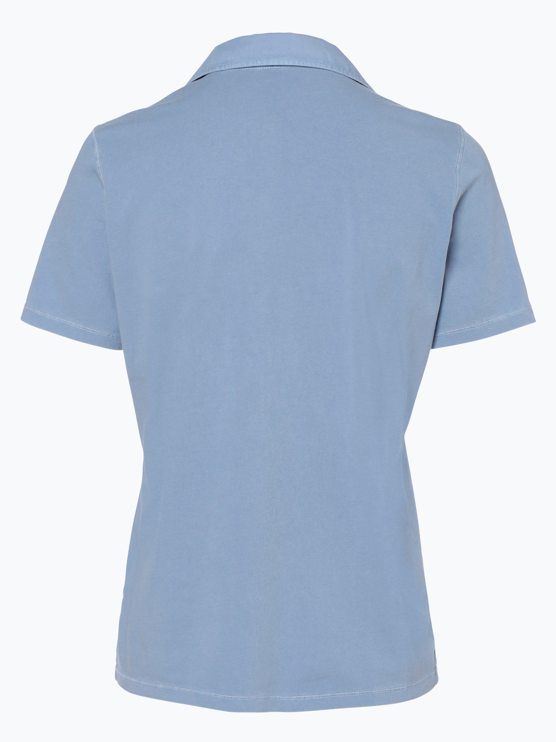 marc o 39 polo damen t shirt hellblau gestreift online kaufen. Black Bedroom Furniture Sets. Home Design Ideas