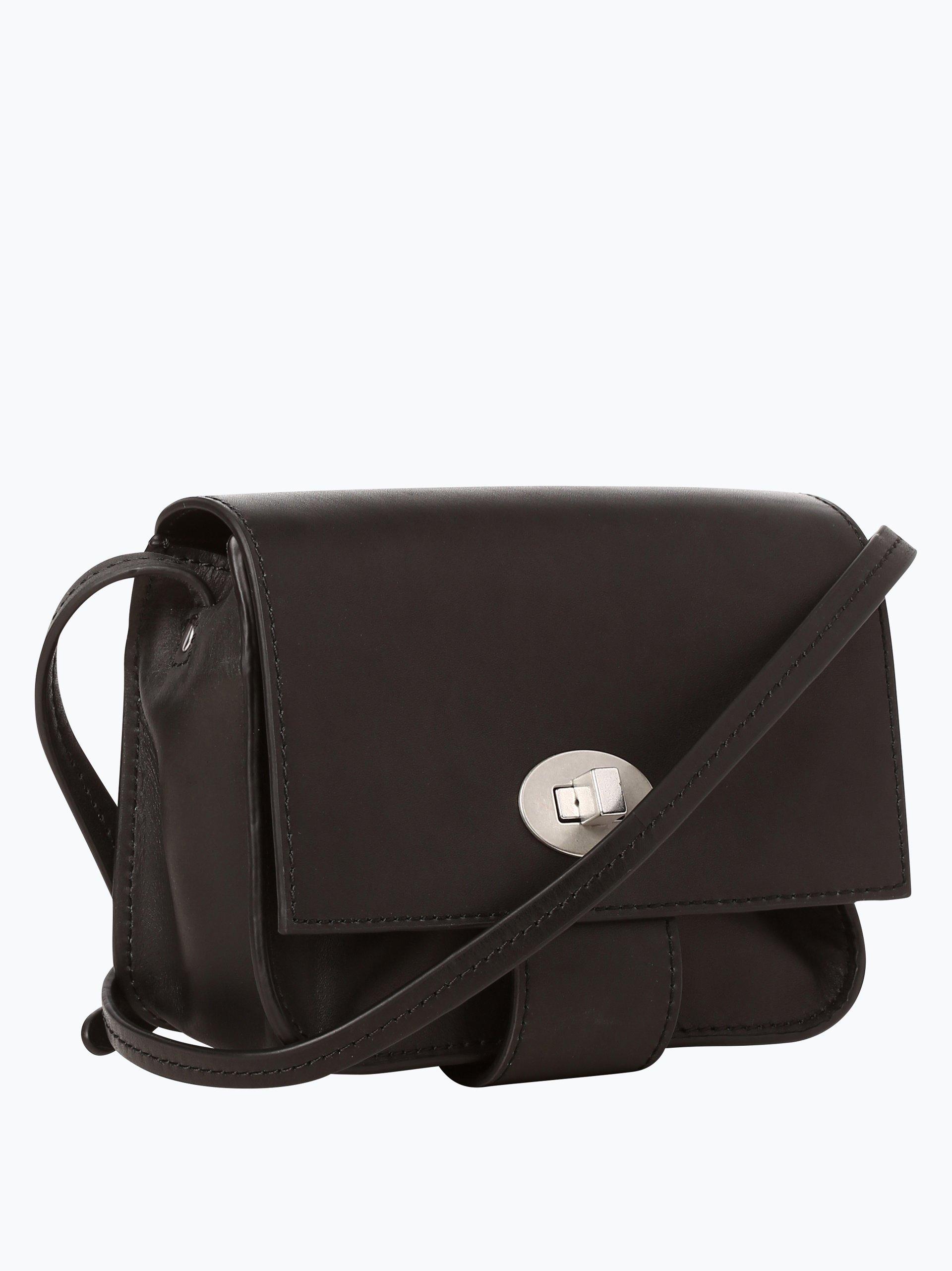 marc o 39 polo damen tasche aus leder schwarz uni online kaufen peek und cloppenburg de. Black Bedroom Furniture Sets. Home Design Ideas