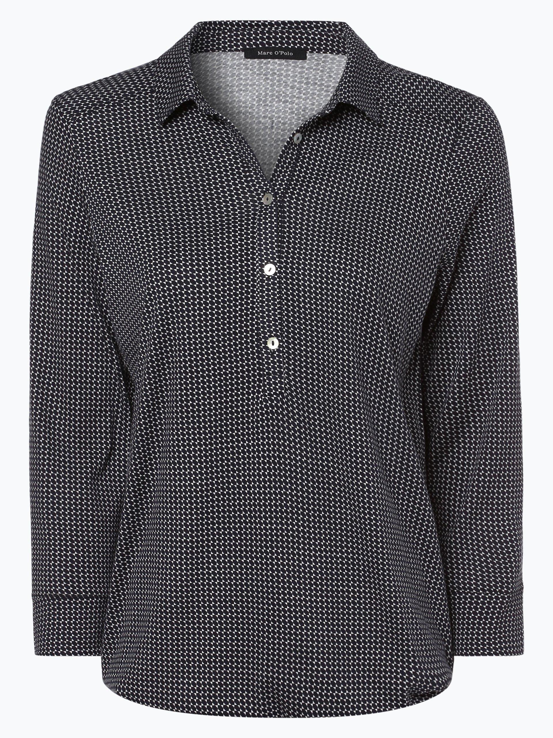 Marc O\'Polo Damska koszulka z długim rękawem