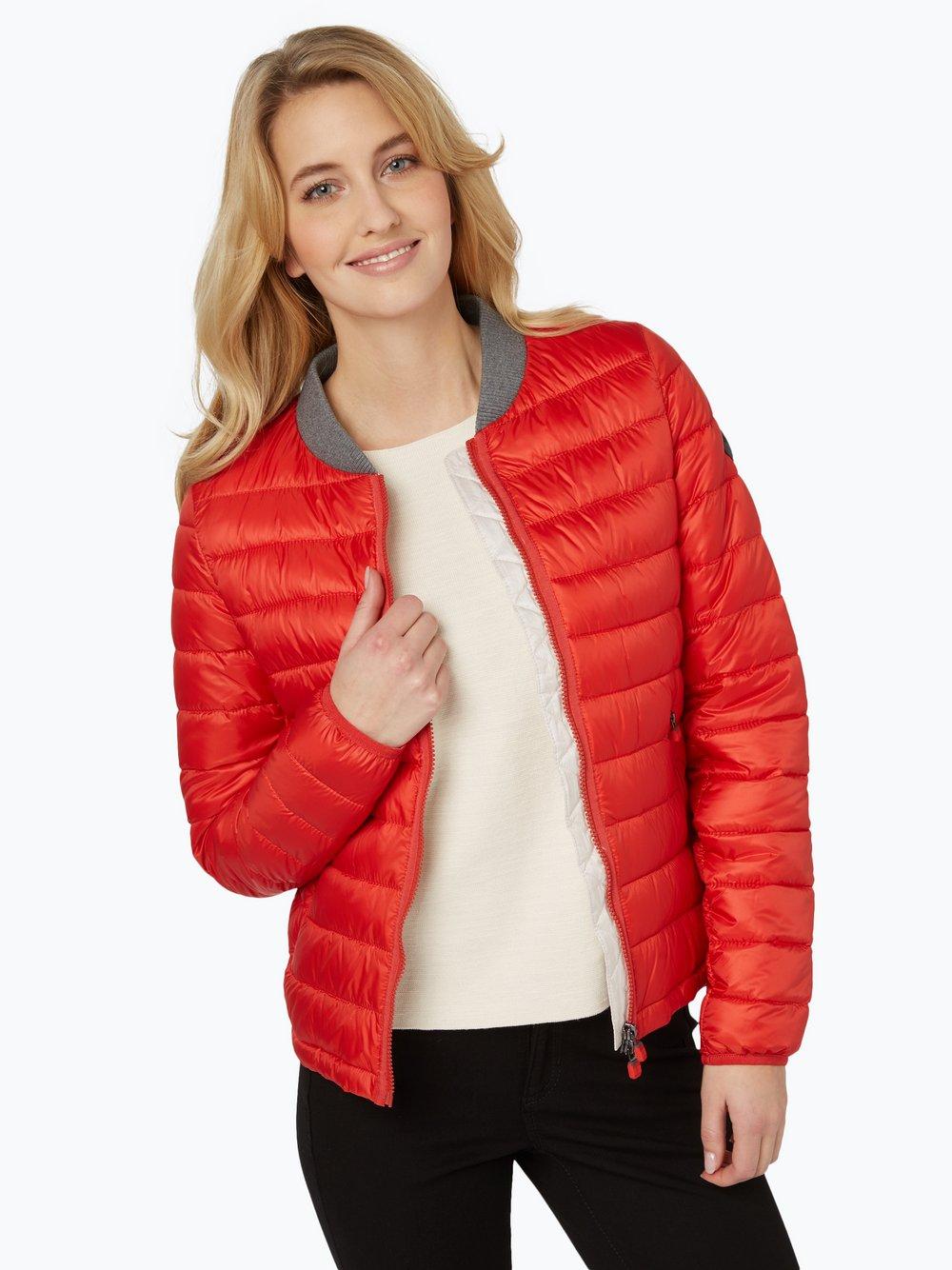 kurtka czerwona marco polo damska