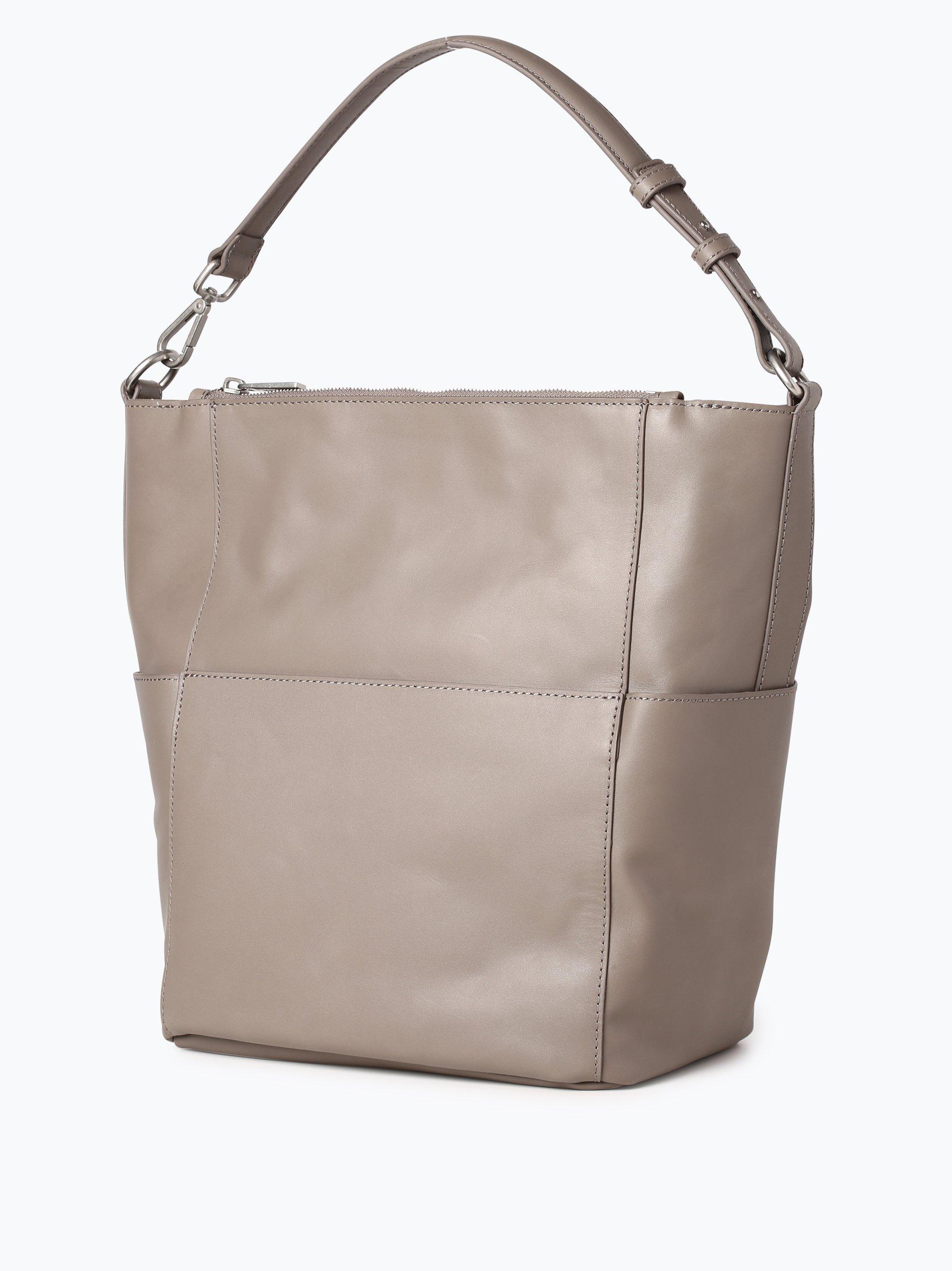 Marc O\'Polo Damska torba shopper ze skóry