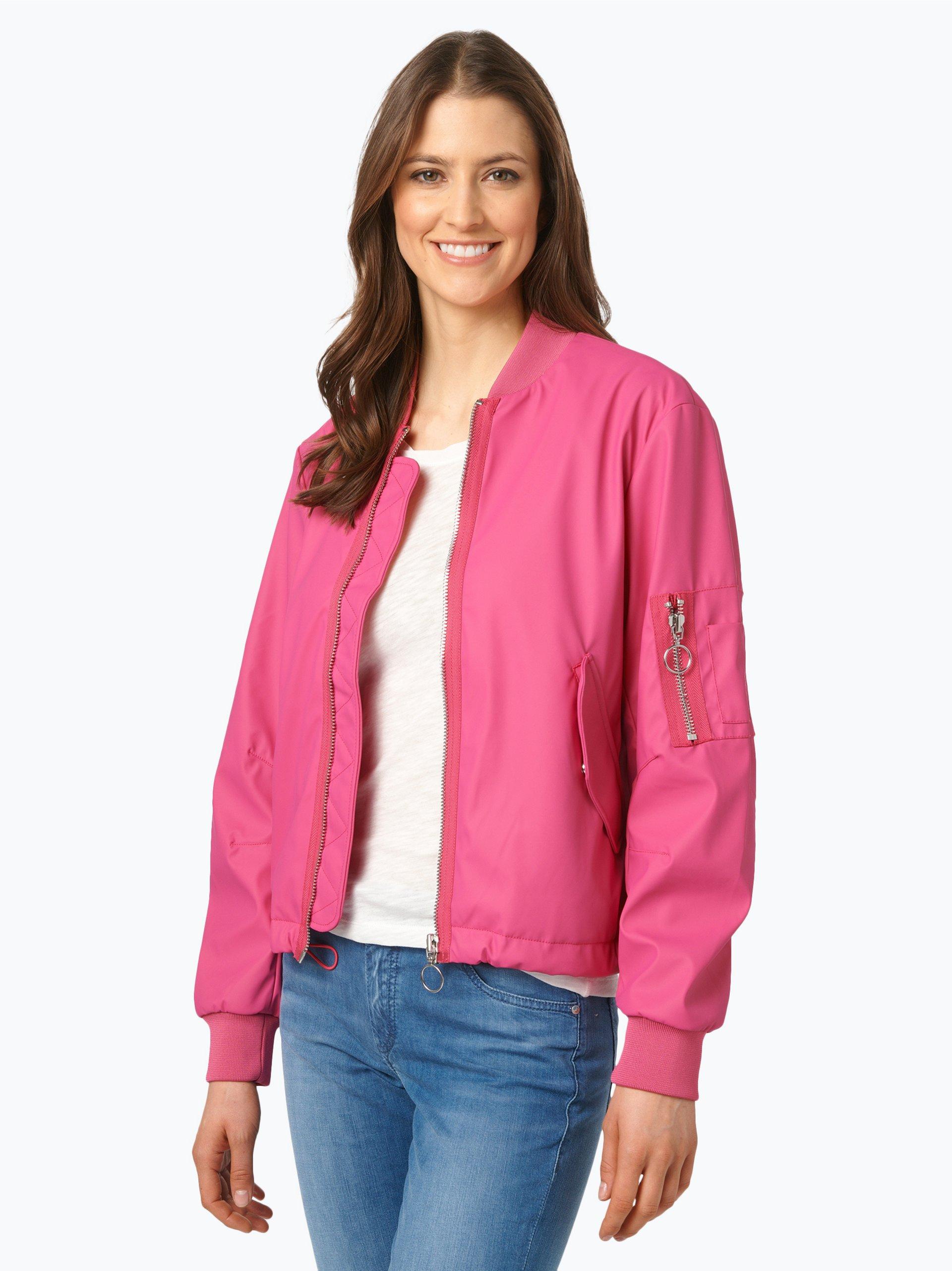 marc o 39 polo denim damen jacke pink uni online kaufen peek und cloppenburg de. Black Bedroom Furniture Sets. Home Design Ideas
