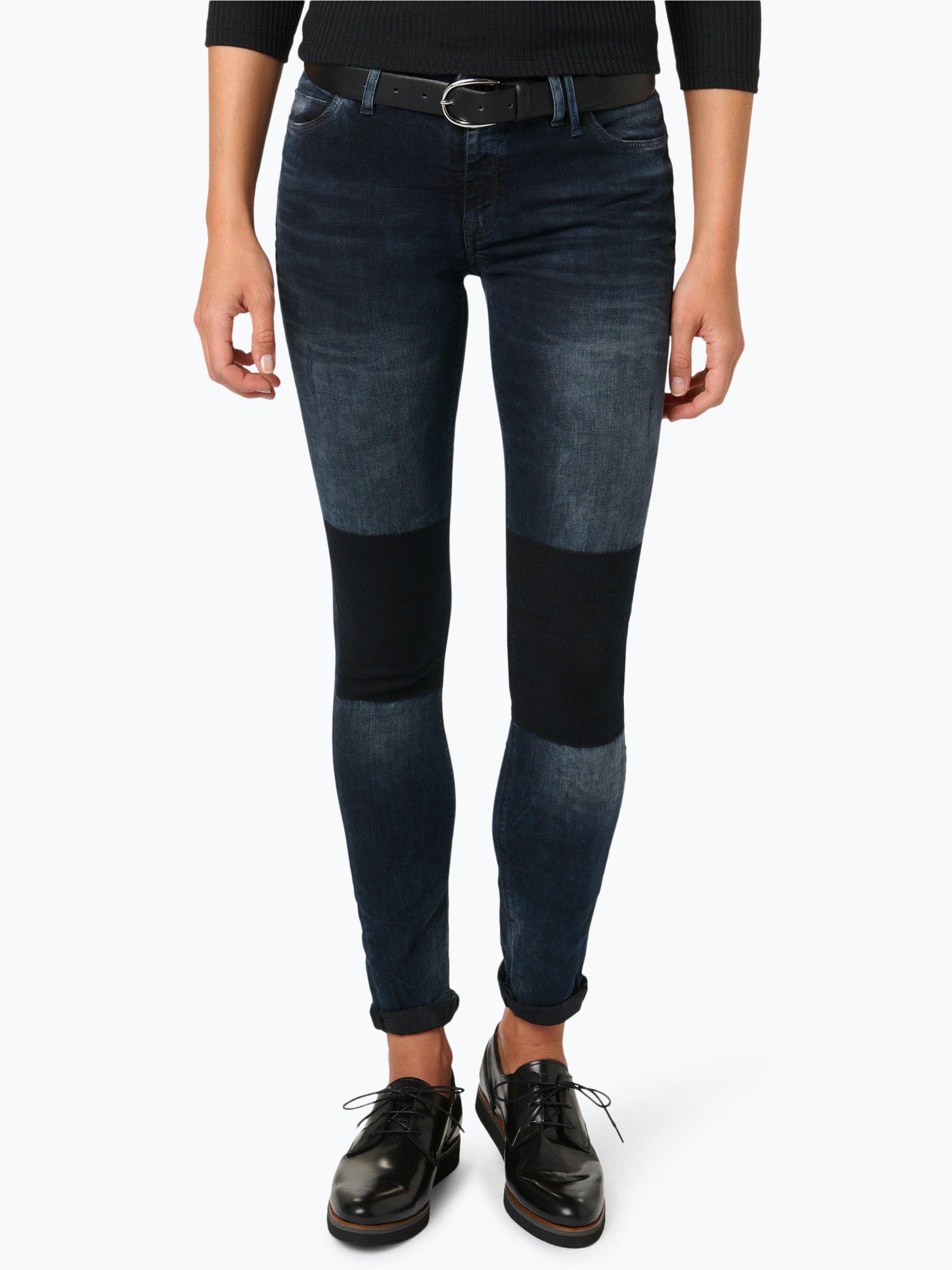 marc o 39 polo denim damen jeans alva blau uni online kaufen peek und cloppenburg de. Black Bedroom Furniture Sets. Home Design Ideas