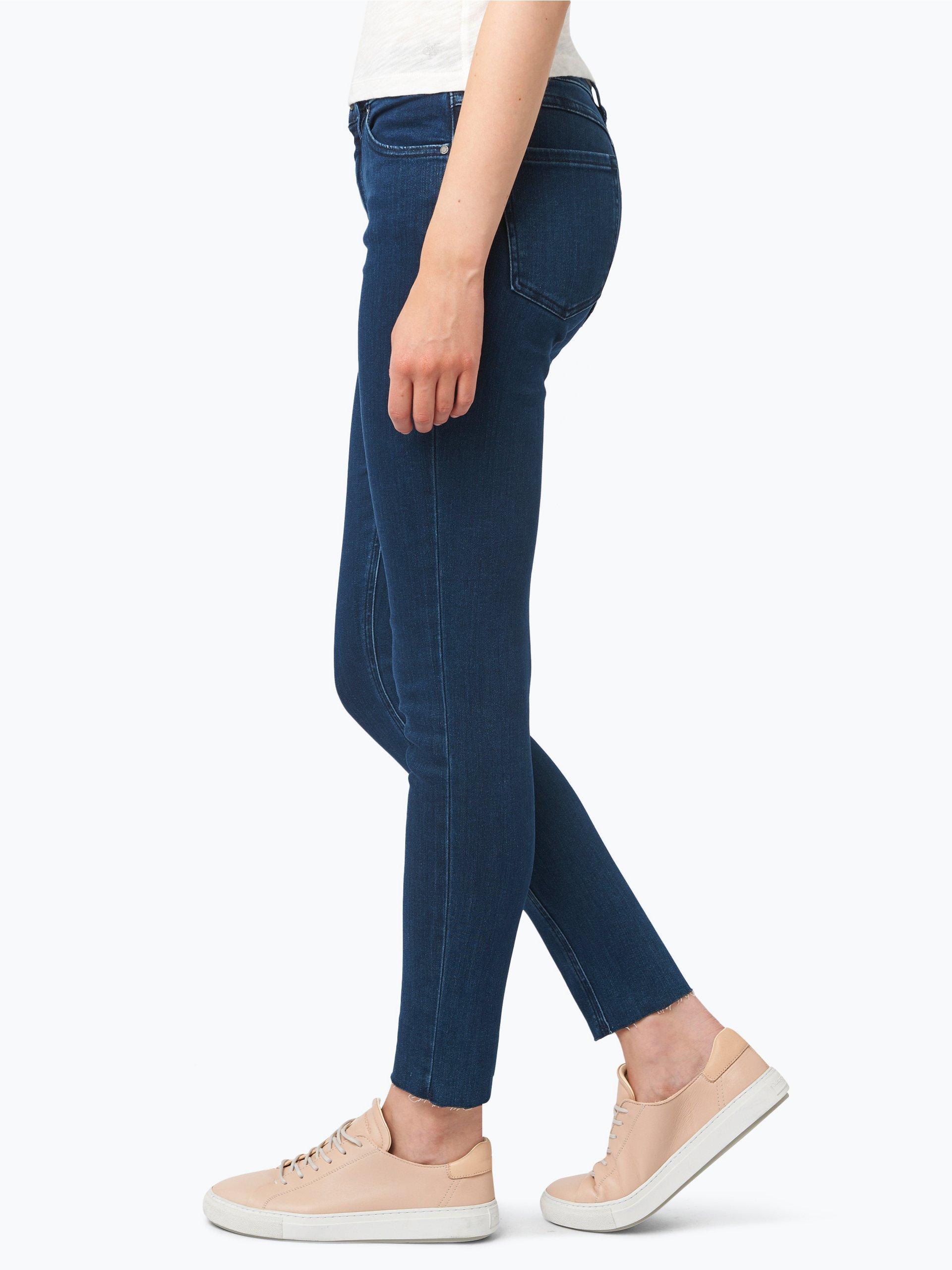 marc o 39 polo denim damen jeans kaj blau uni online kaufen. Black Bedroom Furniture Sets. Home Design Ideas