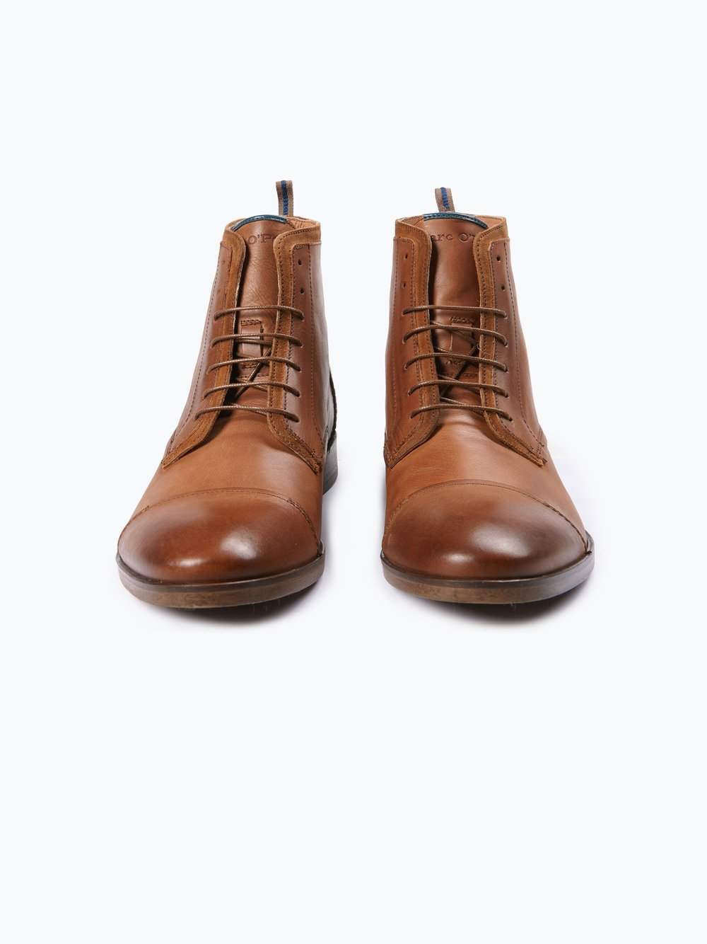 new style 4df71 d5634 Marc O'Polo Herren Boots aus Leder online kaufen | VANGRAAF.COM