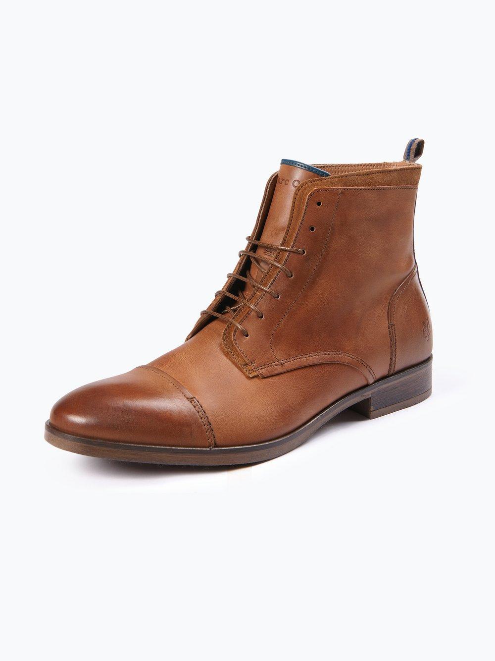 Marc O Polo Herren Boots aus Leder online kaufen   VANGRAAF.COM d3dcae3421