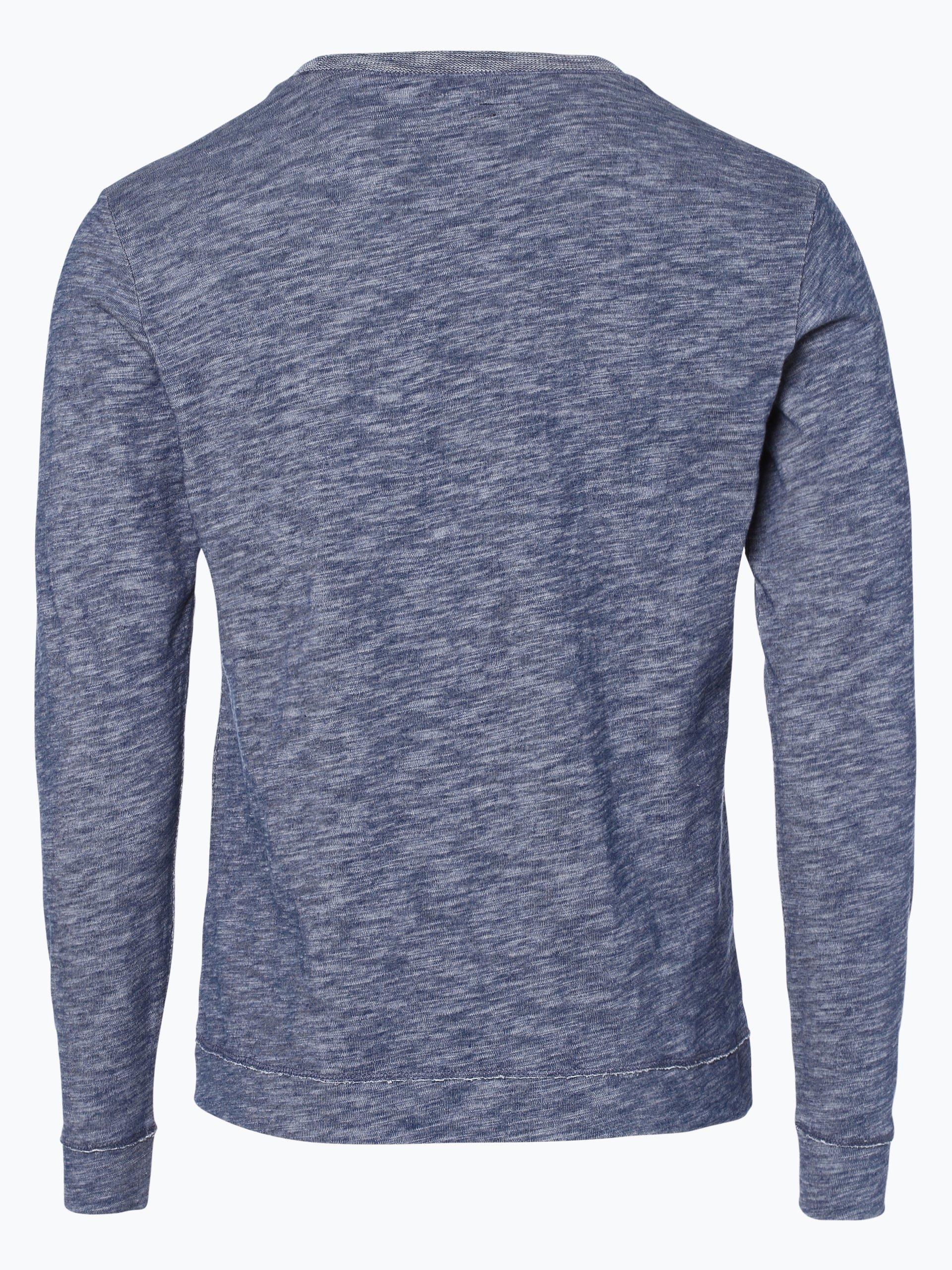 Marc O\'Polo Męska koszulka z długim rękawem