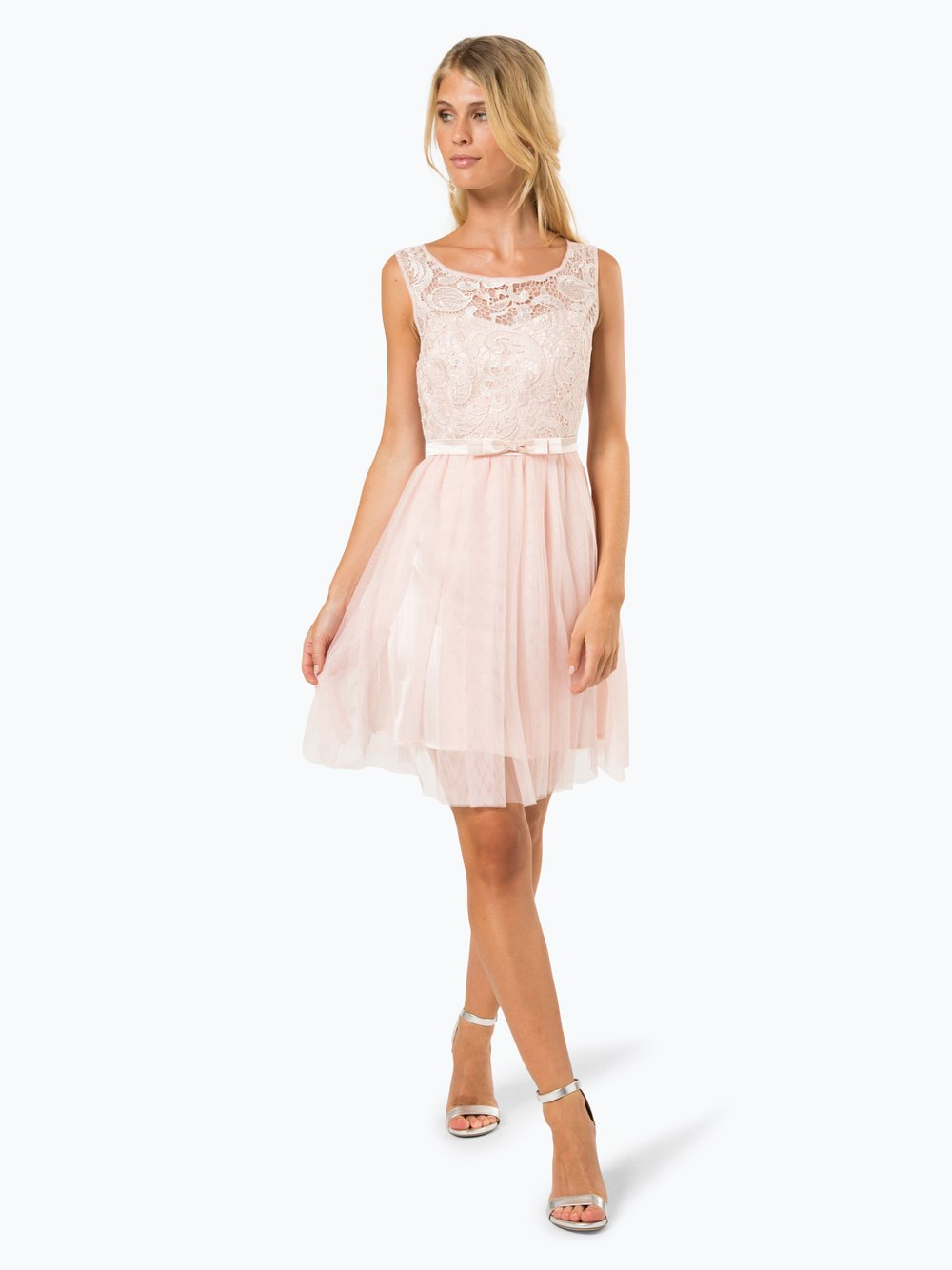 Marie Lund Damen Abendkleid rosa uni online kaufen | PEEK-UND ...