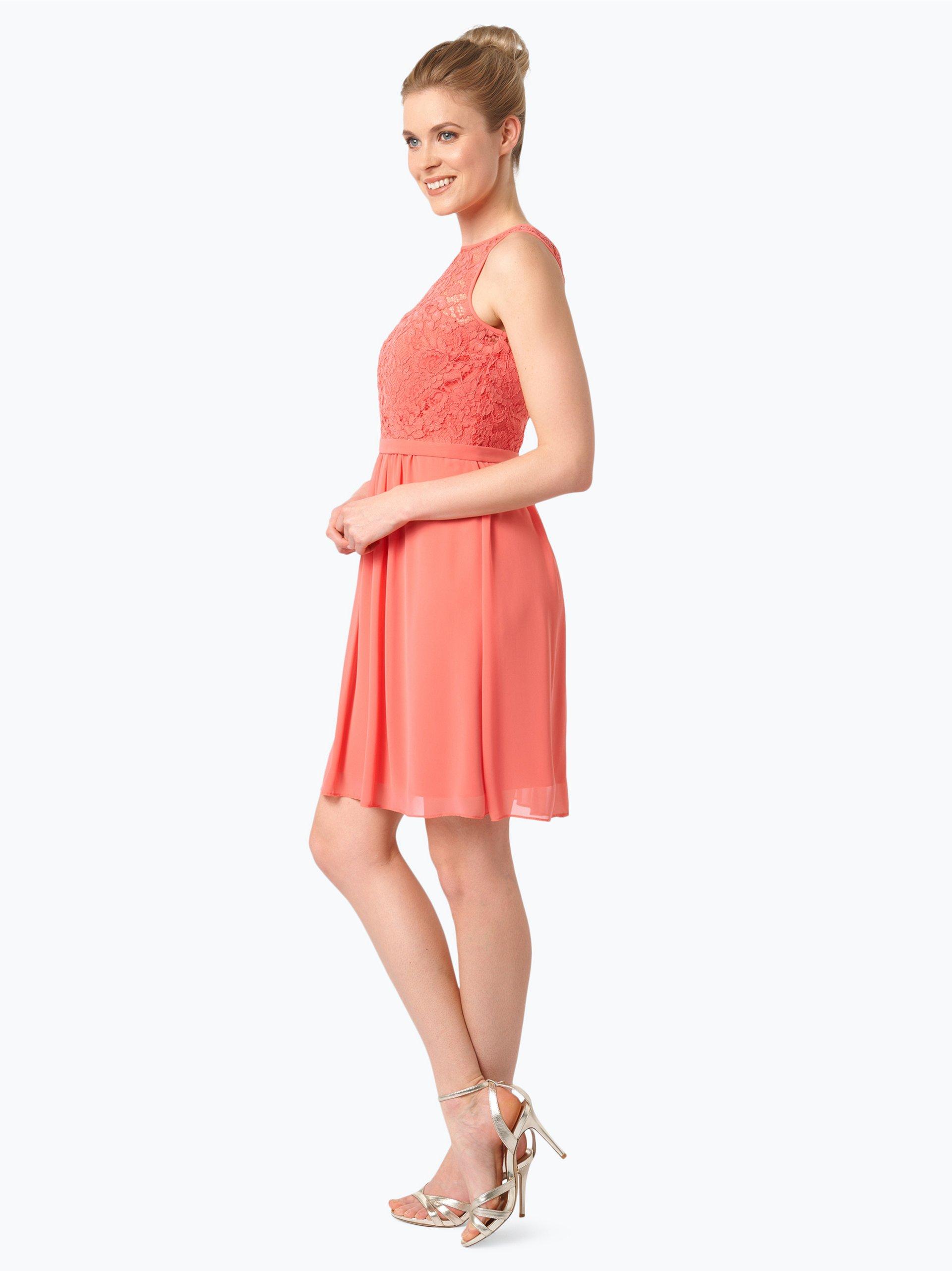Marie lund damen abendkleid koralle uni online kaufen - Festliche kleider koralle ...