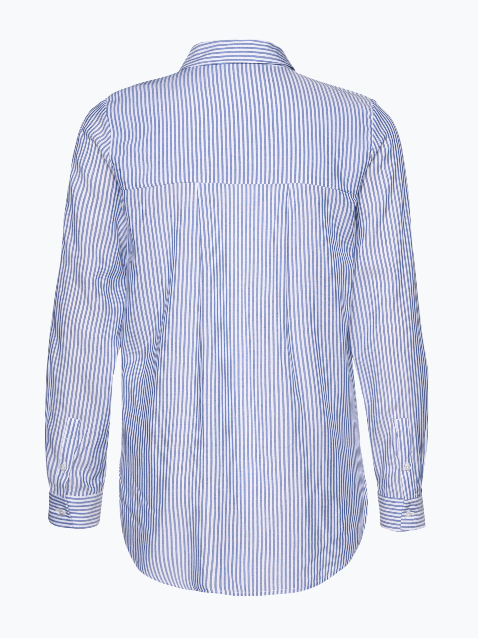 marie lund damen bluse blau gestreift online kaufen peek und cloppenburg de. Black Bedroom Furniture Sets. Home Design Ideas