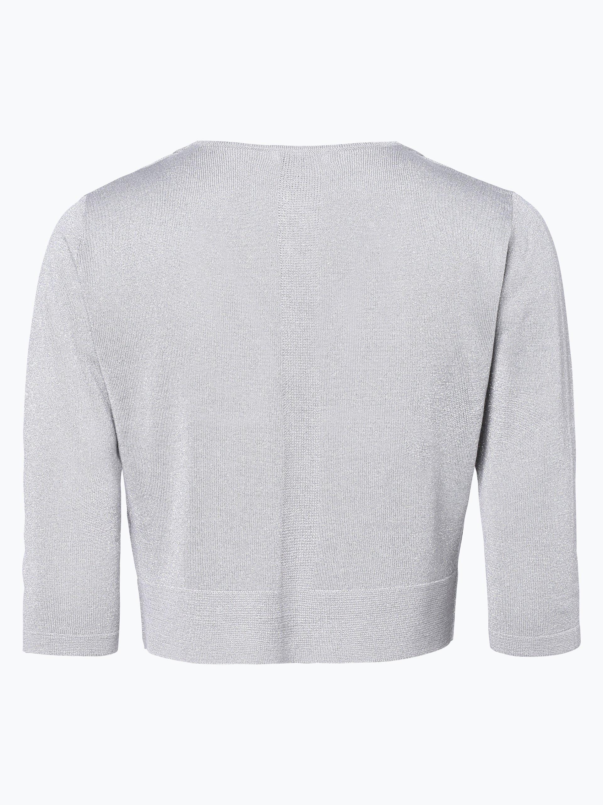 Marie lund damen bolero silber uni online kaufen for Garderobe bolero