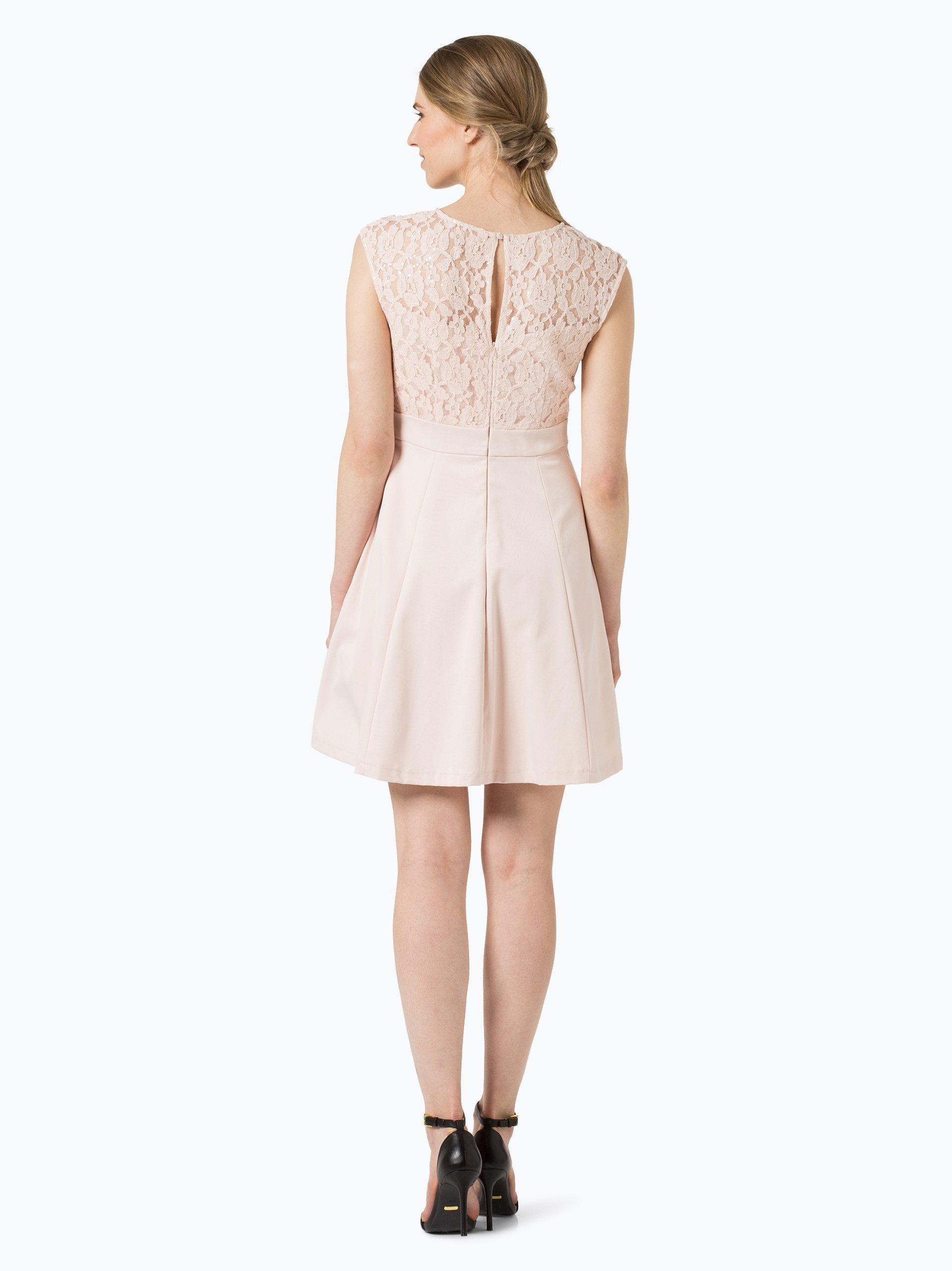 marie lund damen cocktailkleid rosa uni online kaufen. Black Bedroom Furniture Sets. Home Design Ideas
