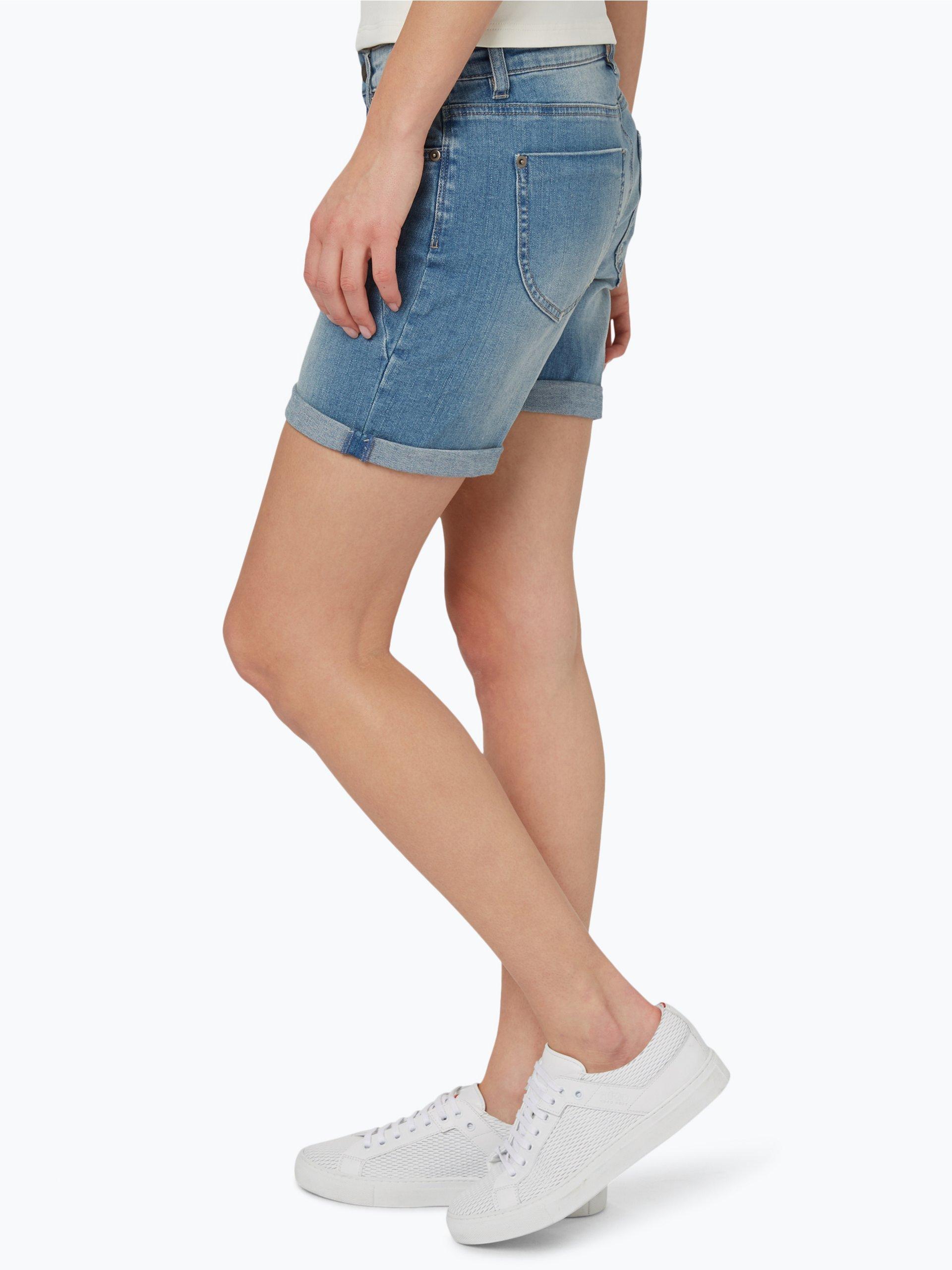 marie lund damen jeans shorts medium stone uni online kaufen peek und cloppenburg de. Black Bedroom Furniture Sets. Home Design Ideas