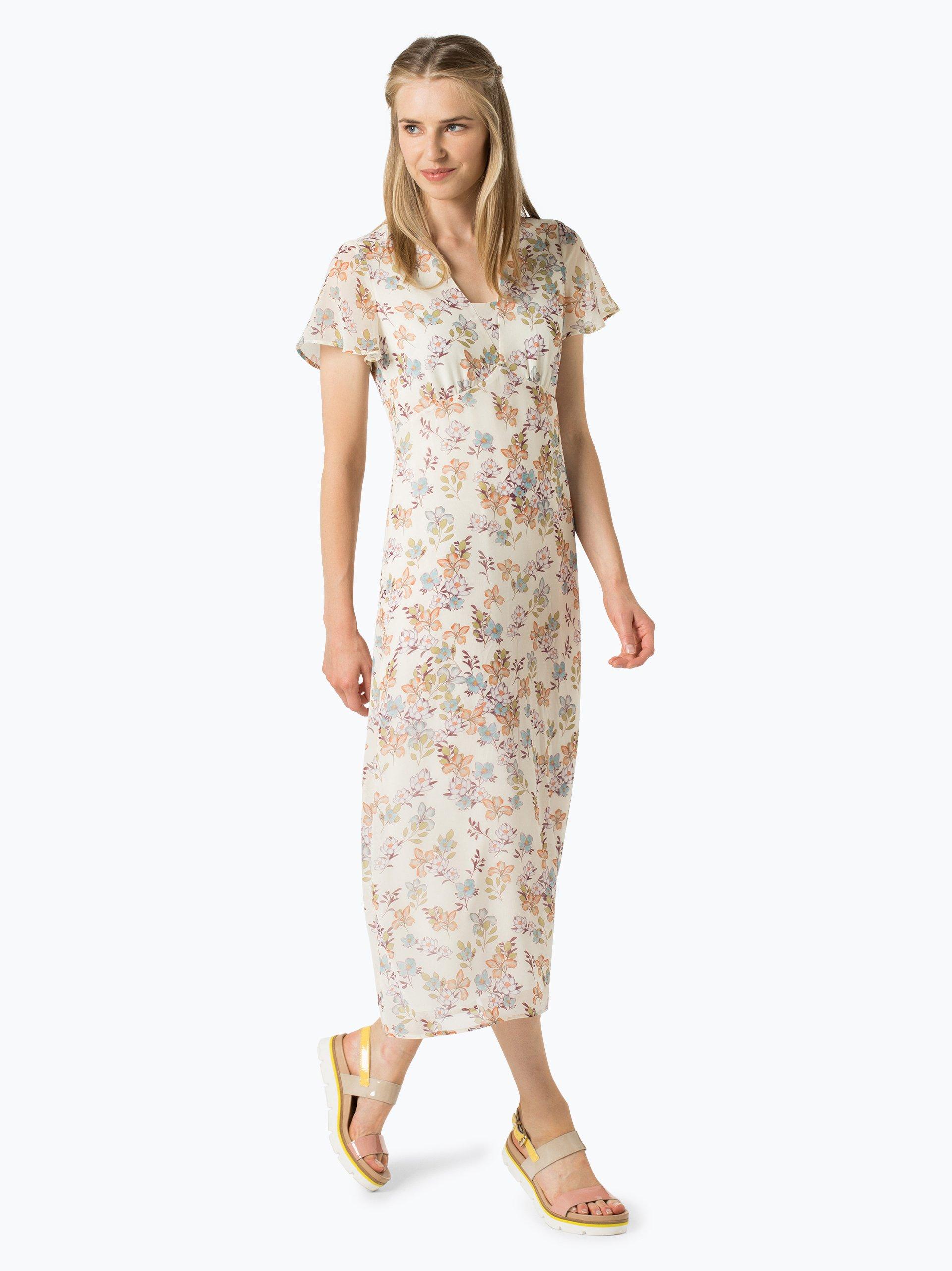 marie lund damen kleid coordinates ecru gemustert online. Black Bedroom Furniture Sets. Home Design Ideas