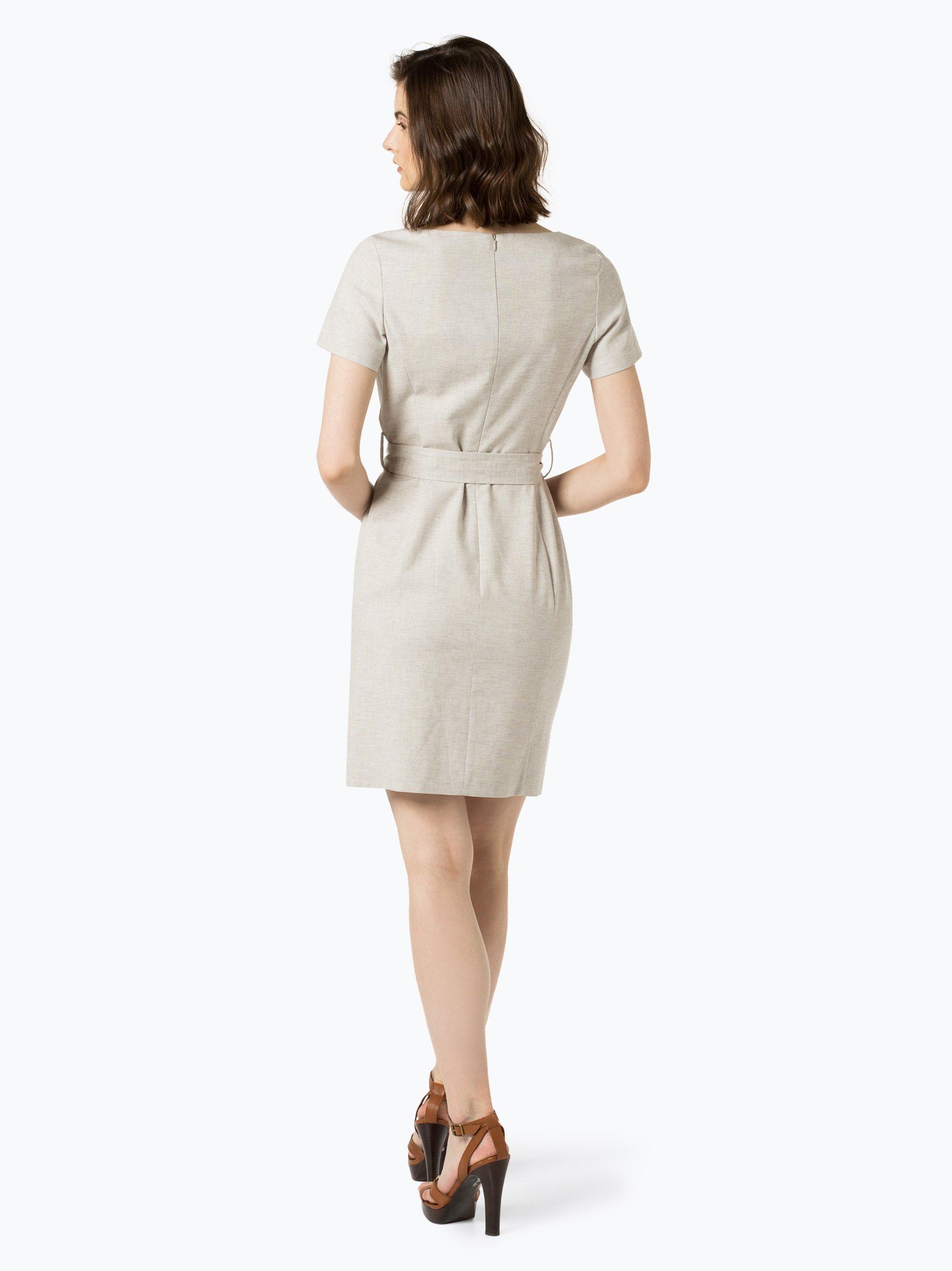 Marie Lund Damen Kleid mit Leinen-Anteil - Coordinates