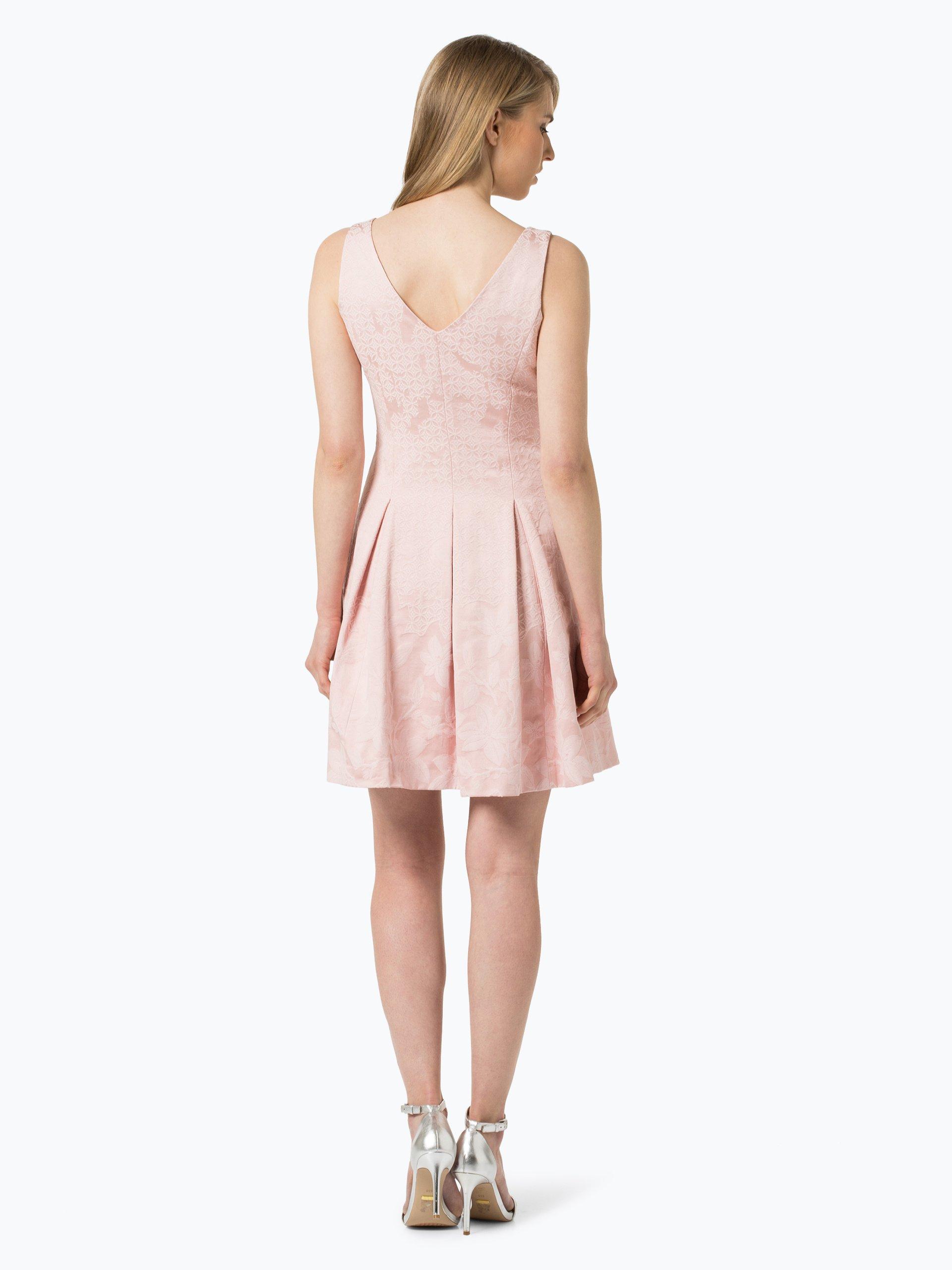 marie lund damen kleid rosa uni online kaufen vangraaf com. Black Bedroom Furniture Sets. Home Design Ideas