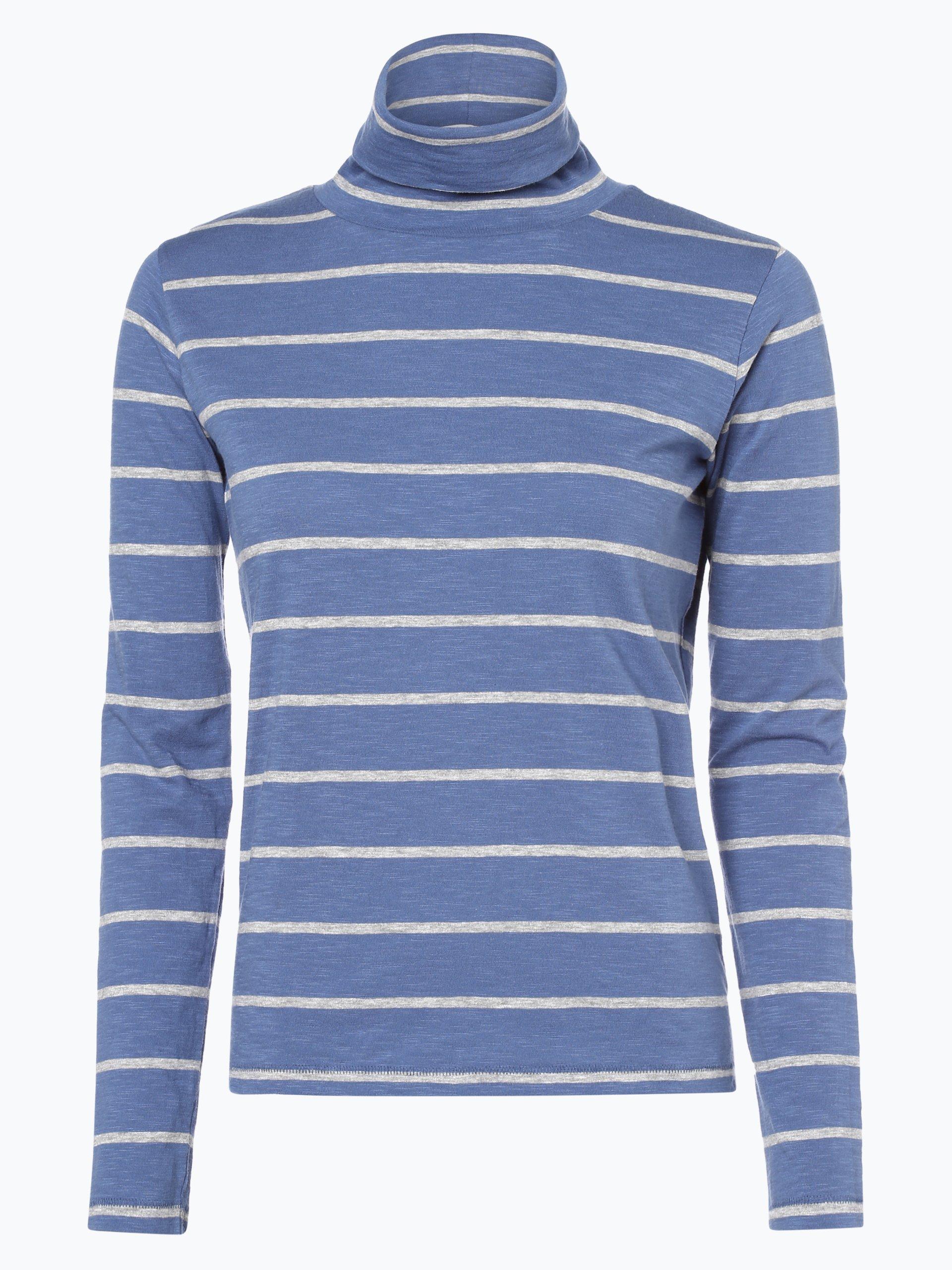 marie lund damen langarmshirt blau gestreift online kaufen peek und cloppenburg de. Black Bedroom Furniture Sets. Home Design Ideas