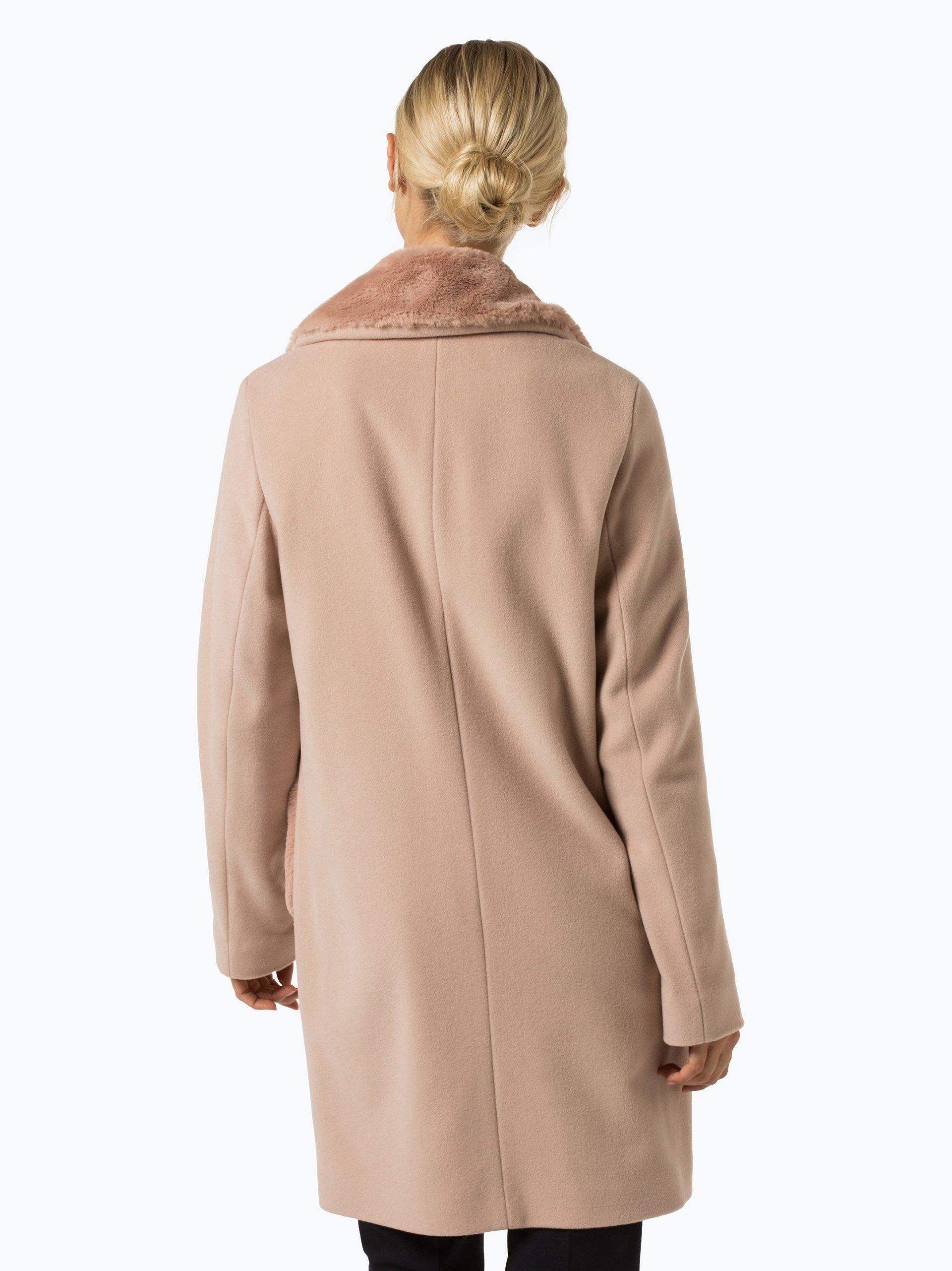 marie lund damen mantel mit cashmere anteil altrosa uni online kaufen peek und cloppenburg de. Black Bedroom Furniture Sets. Home Design Ideas