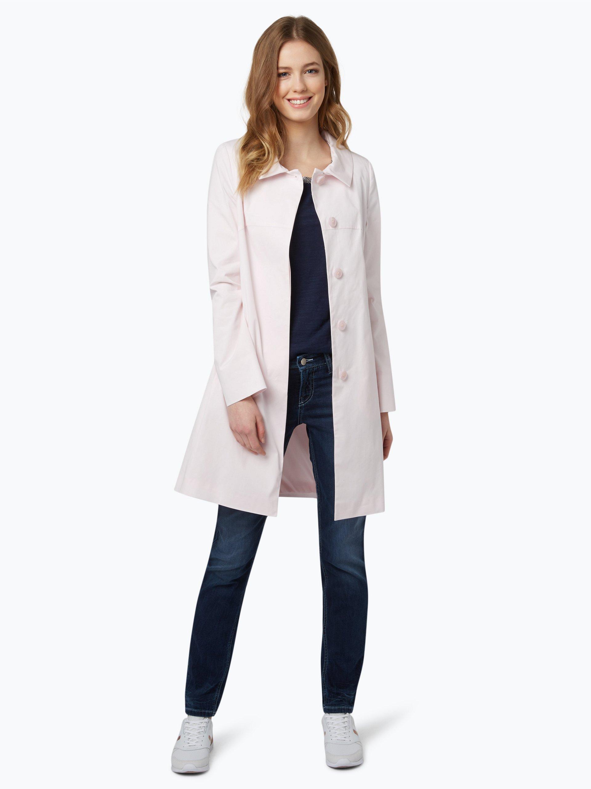 marie lund damen mantel rosa uni online kaufen vangraaf com. Black Bedroom Furniture Sets. Home Design Ideas