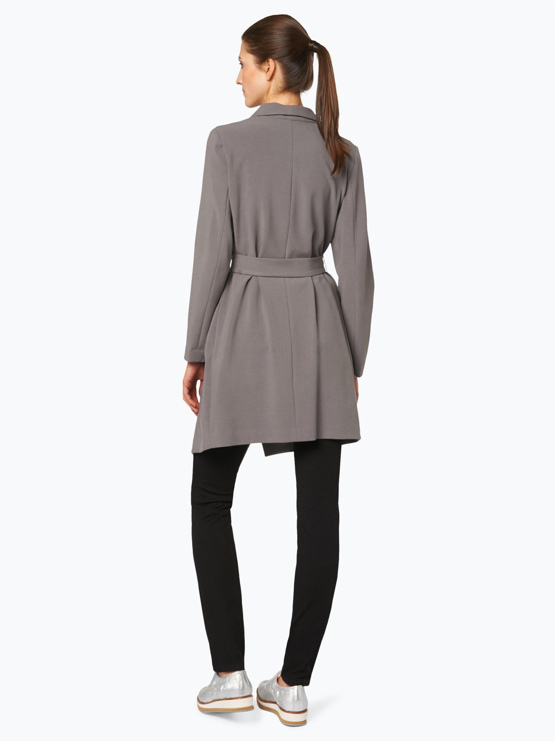 marie lund damen mantel anthrazit uni online kaufen peek und cloppenburg de. Black Bedroom Furniture Sets. Home Design Ideas