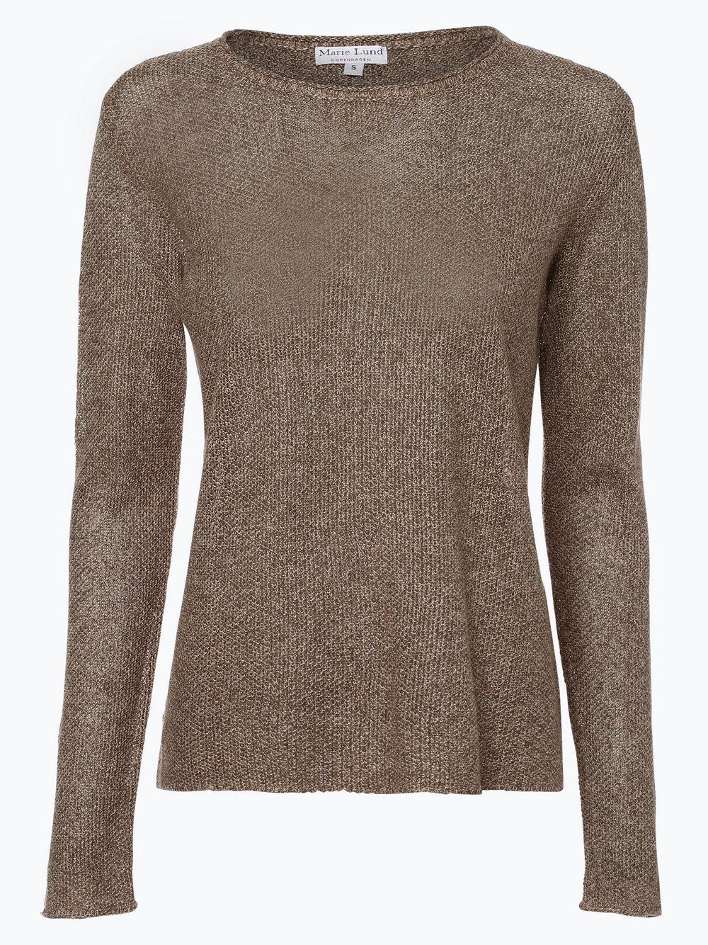 quality design cfdda 87b86 Damen Pullover aus Leinen