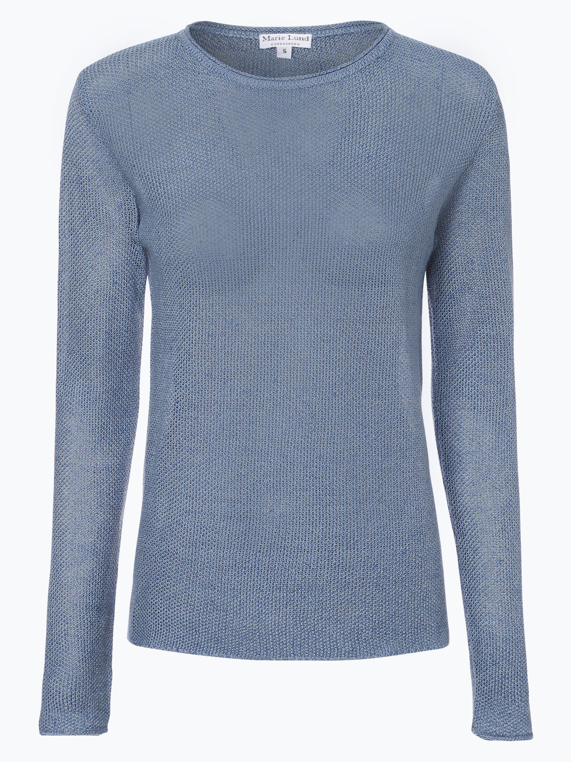 Marie Lund Damen Pullover aus Leinen