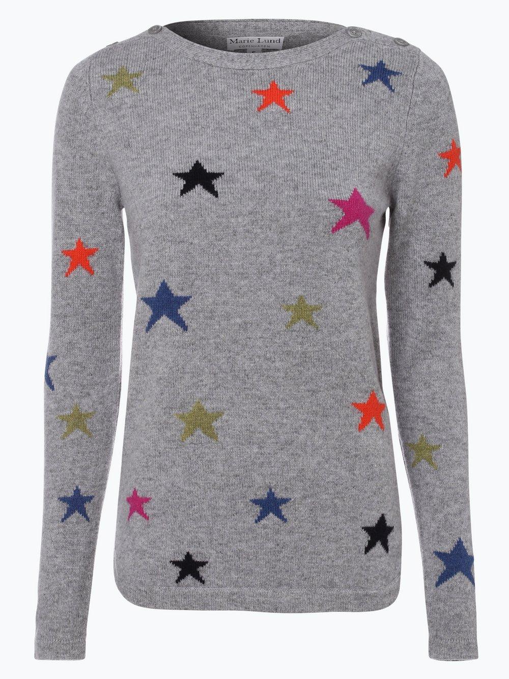 Damen Sweatshirt blau Marie Lund WD8nw2AYjx