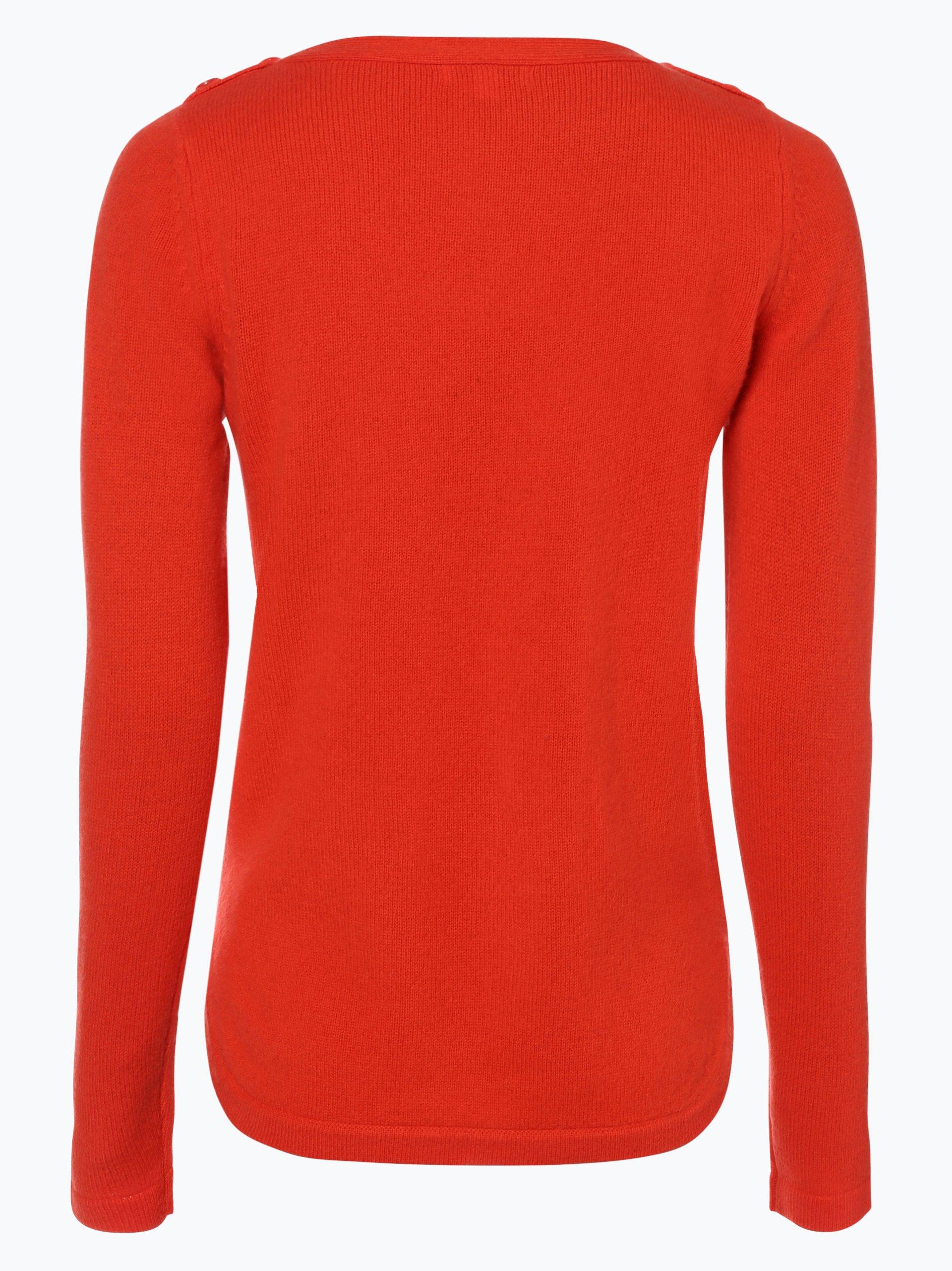 marie lund damen pullover orange uni online kaufen. Black Bedroom Furniture Sets. Home Design Ideas