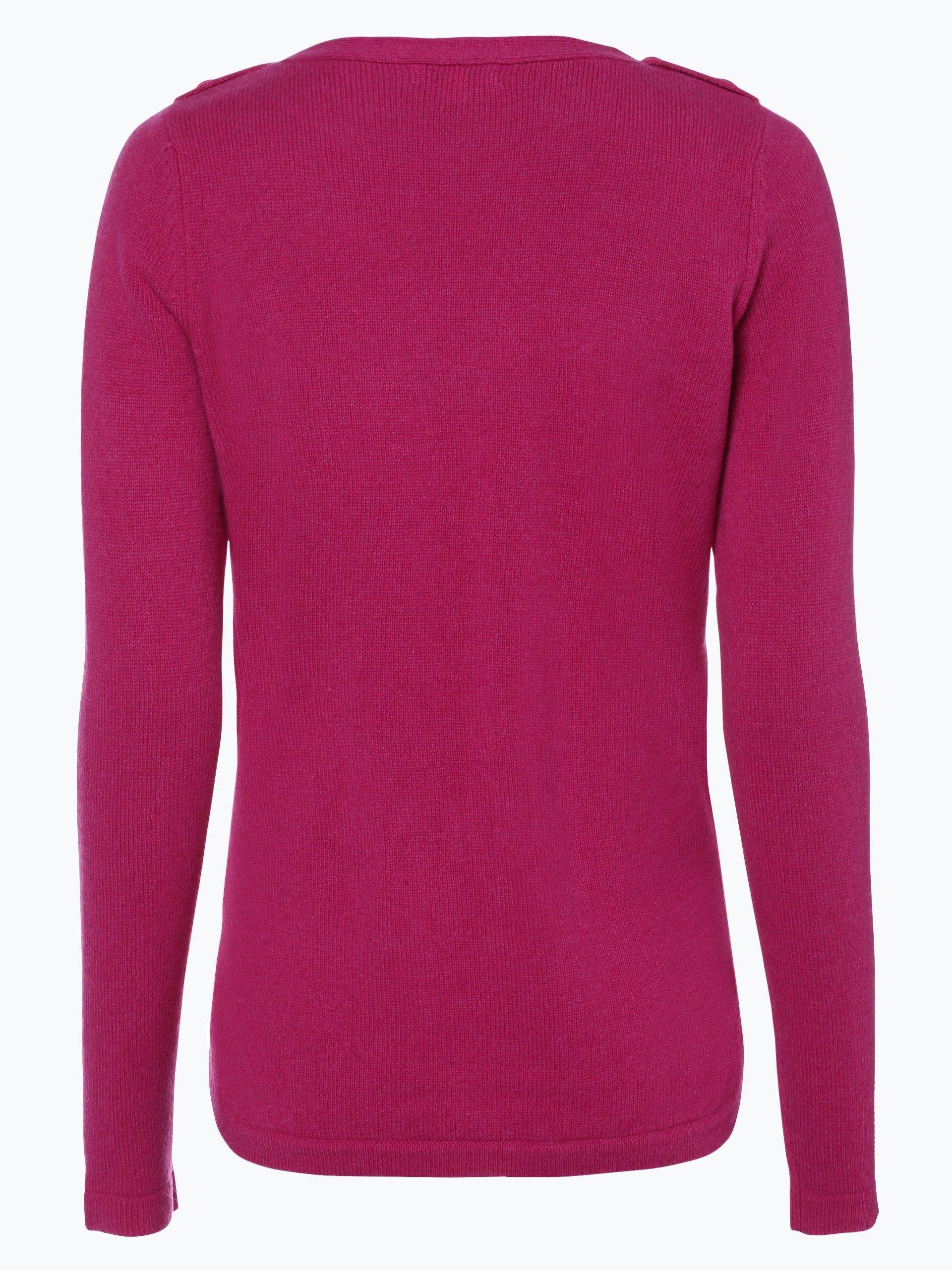 marie lund damen pullover pink uni online kaufen. Black Bedroom Furniture Sets. Home Design Ideas
