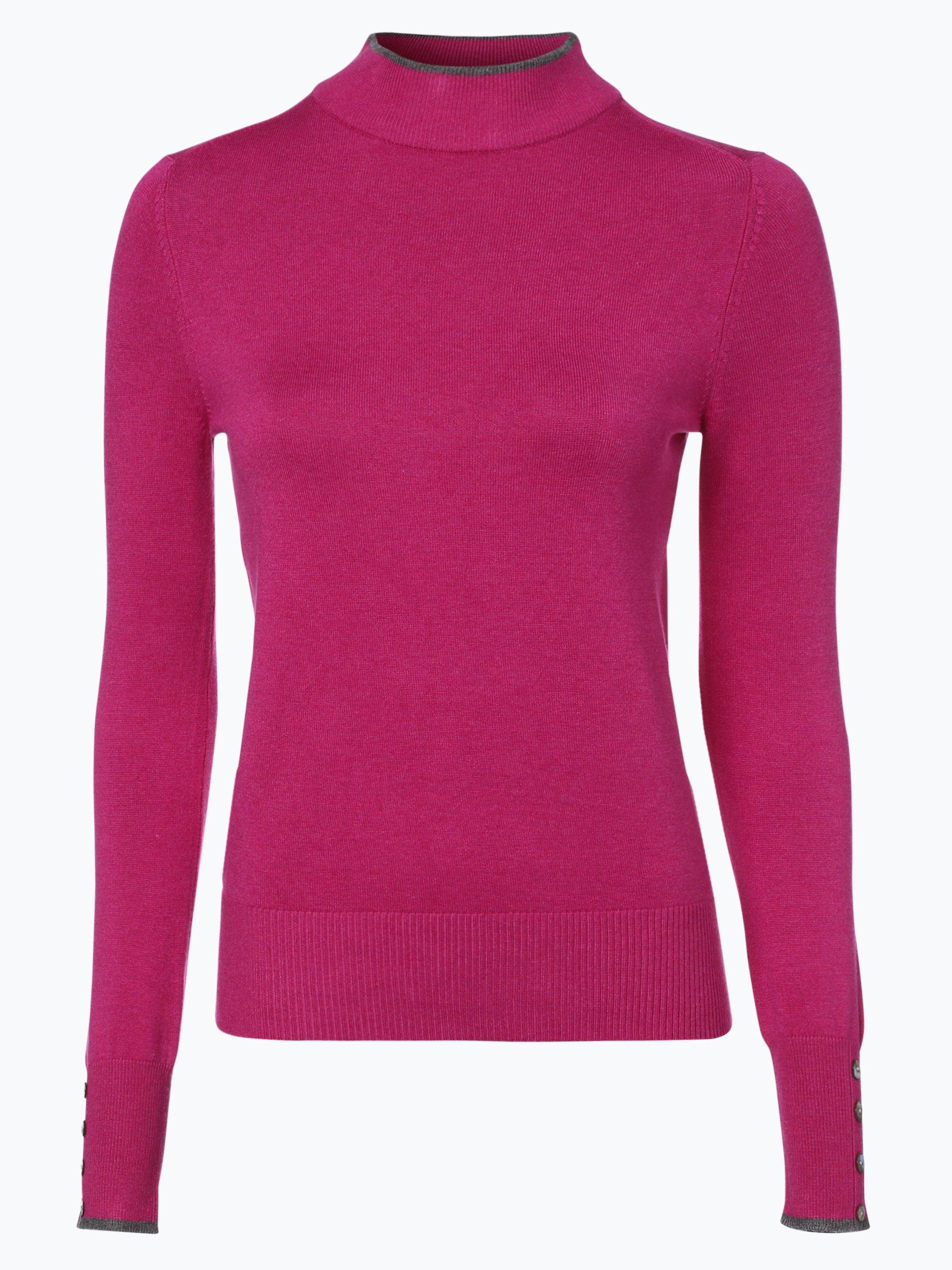 marie lund damen pullover pink fuchsia uni online kaufen. Black Bedroom Furniture Sets. Home Design Ideas