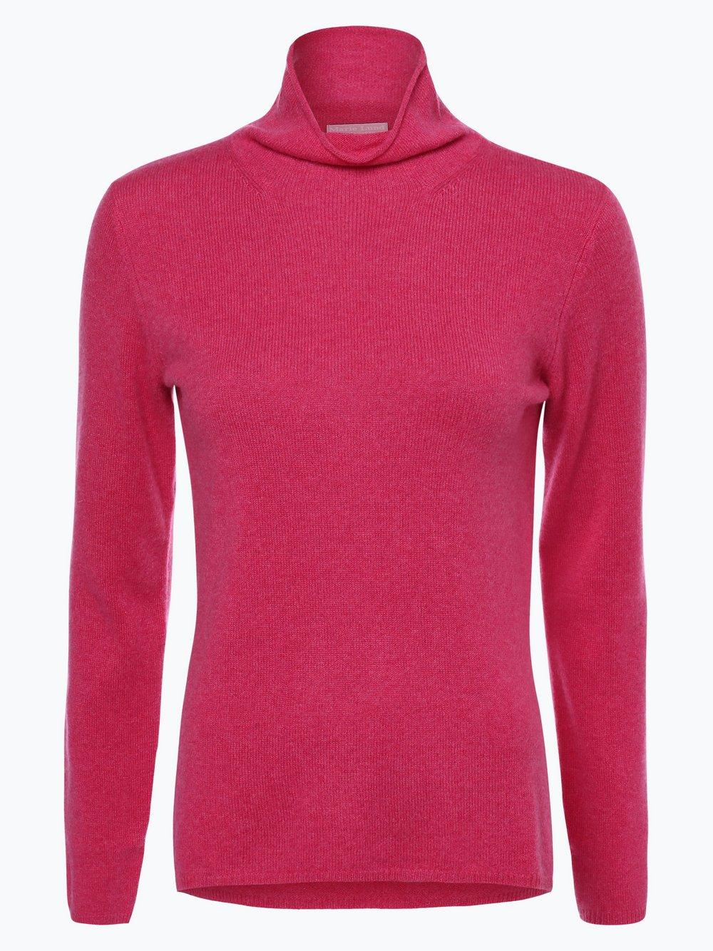 ea8b5a57723751 Marie Lund Damen Pure Cashmere Pullover pink uni online kaufen ...