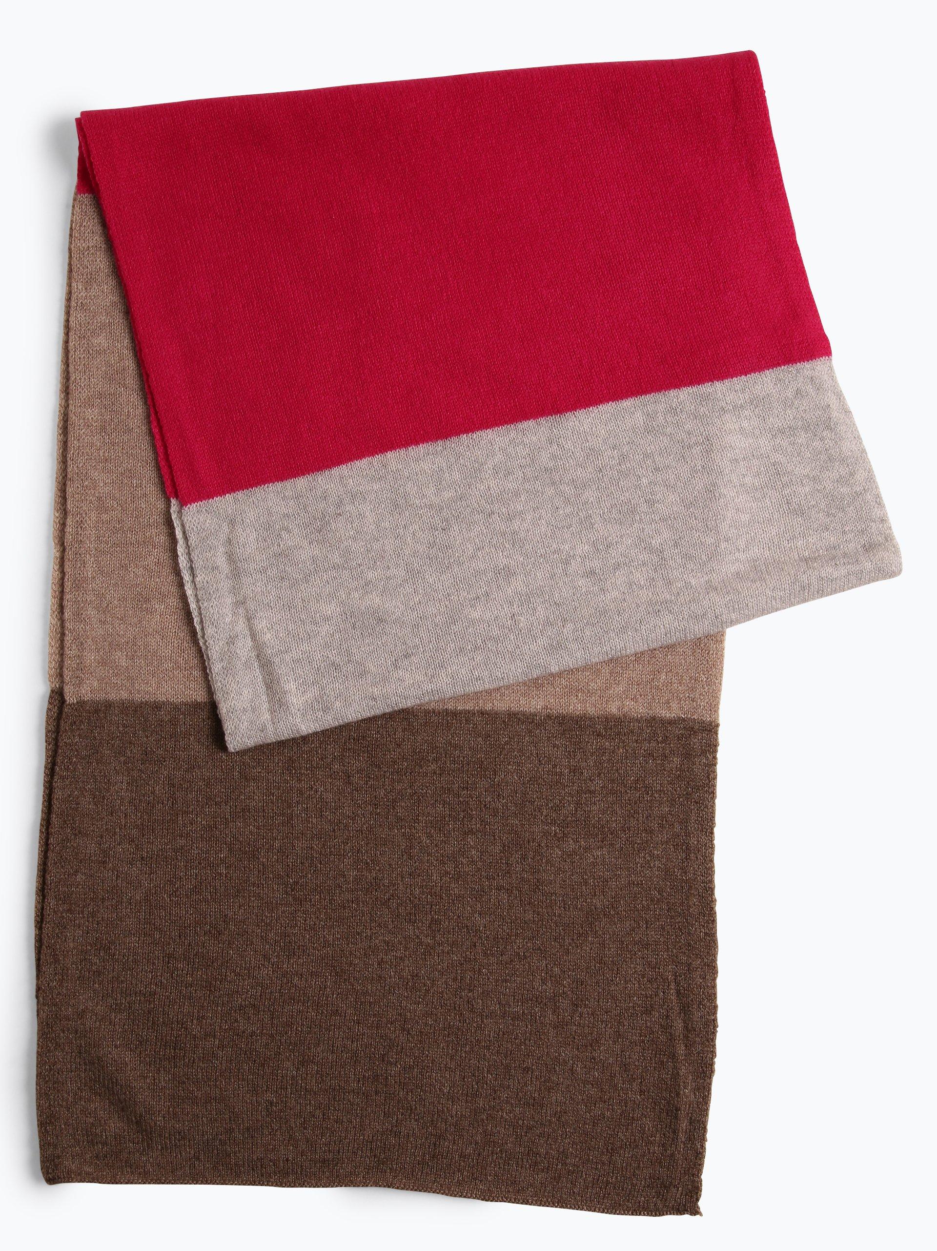 Marie Lund Damen Pure Cashmere Schal