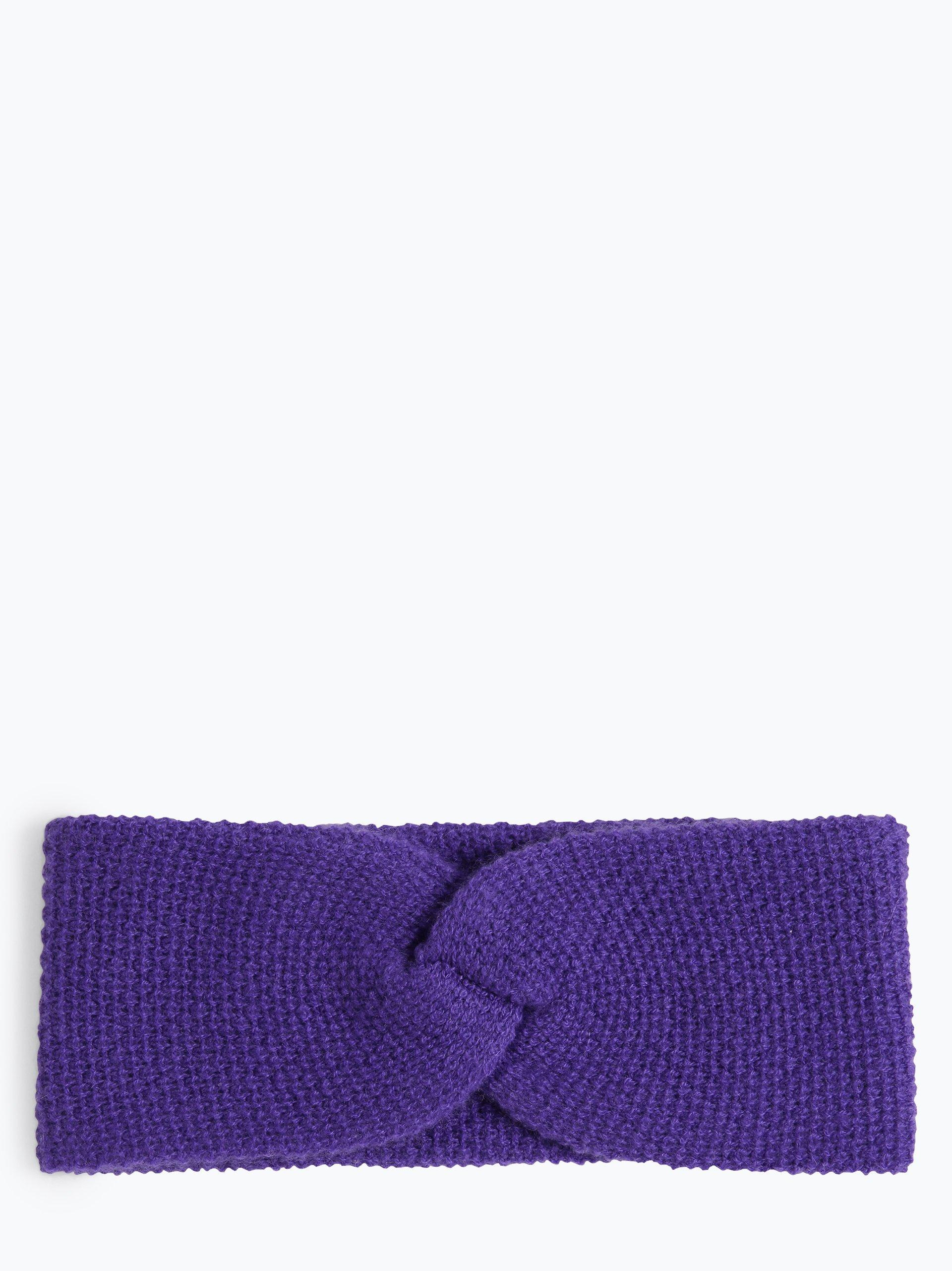 Marie Lund Damen Pure Cashmere Stirnband